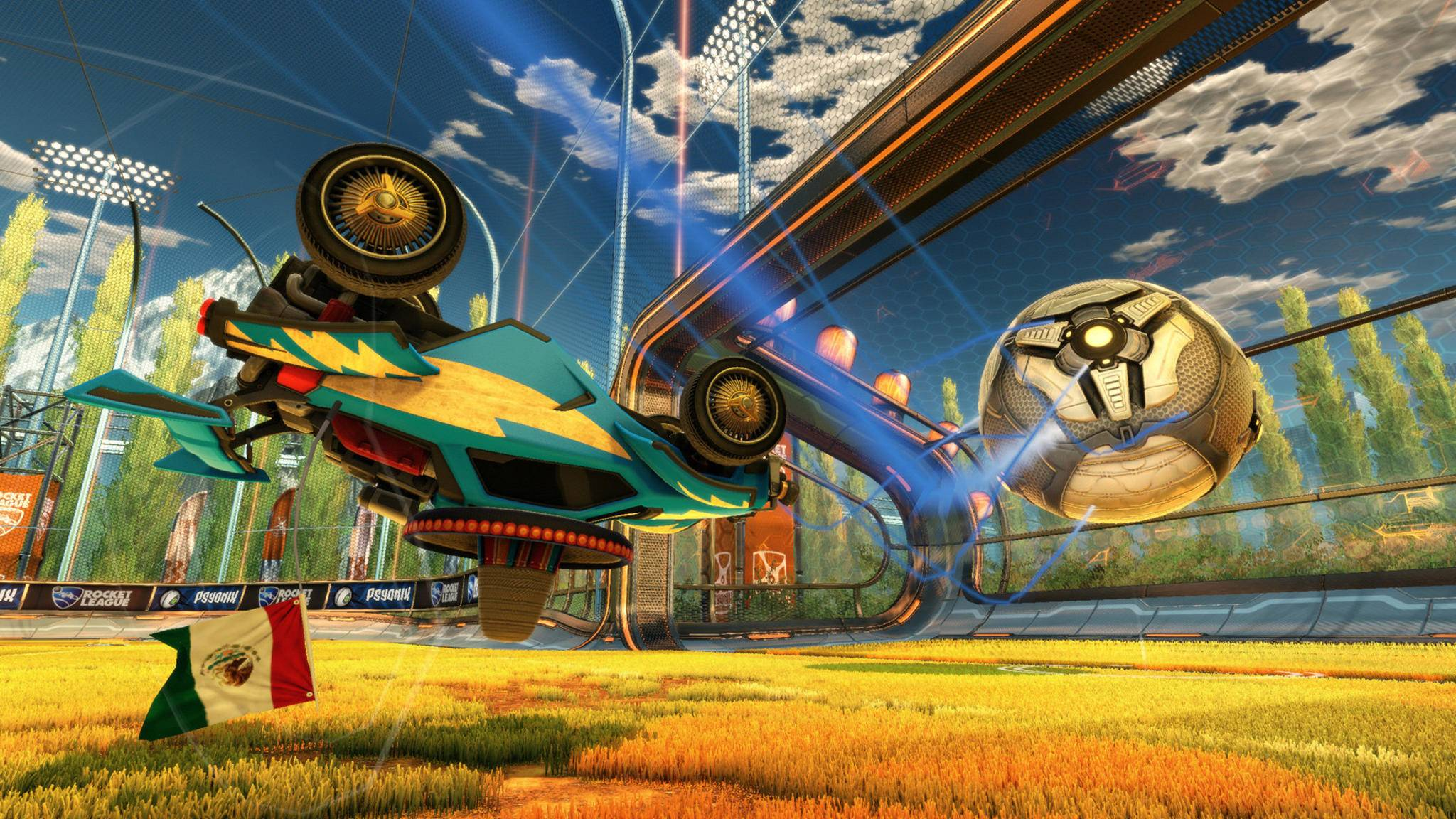 """Rocket League"" gehört nun Epic Games."