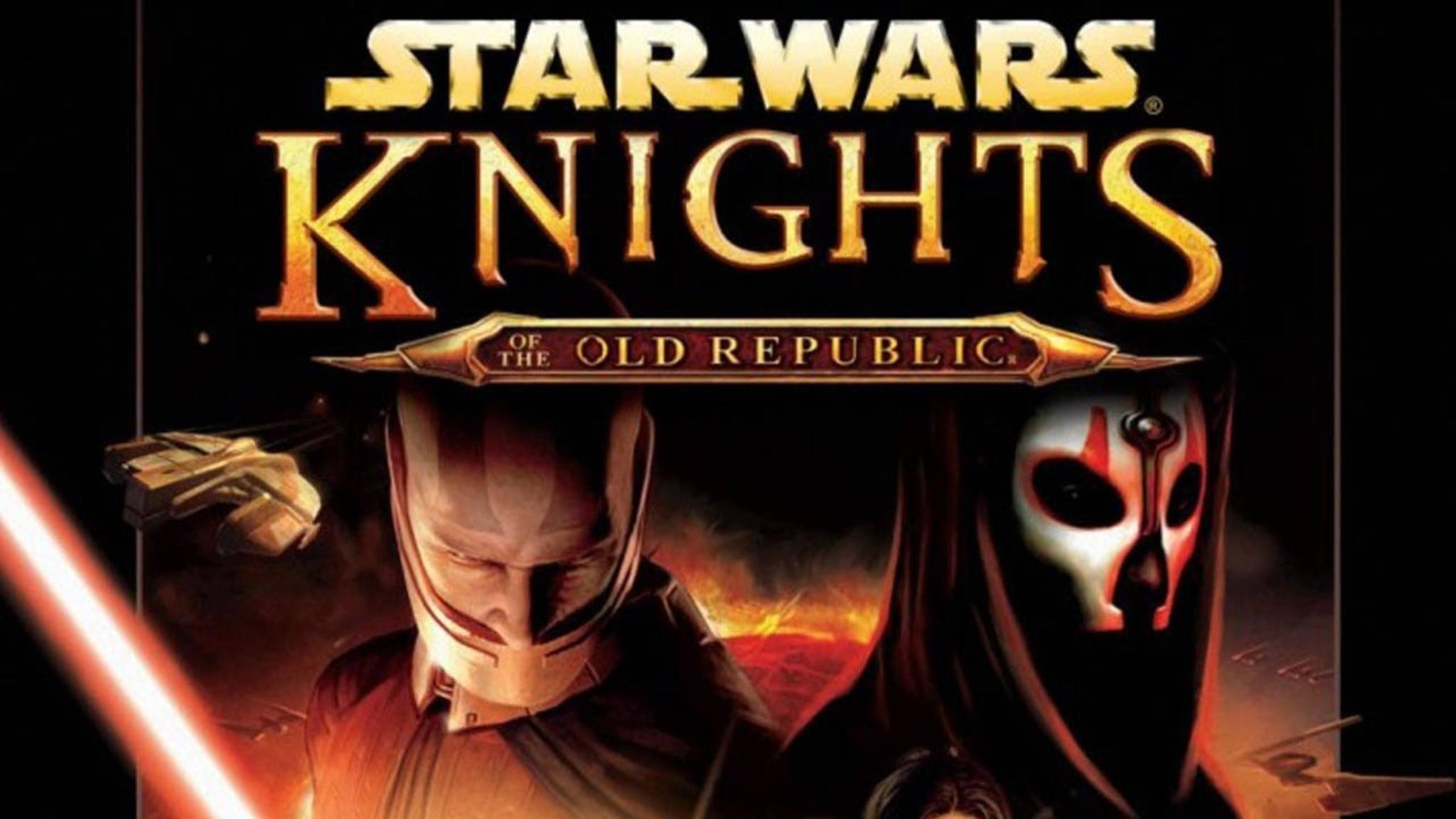 """Das Rollenspiel """"Star Wars: Knights of the Old Republic"""" war äußerst beliebt."""