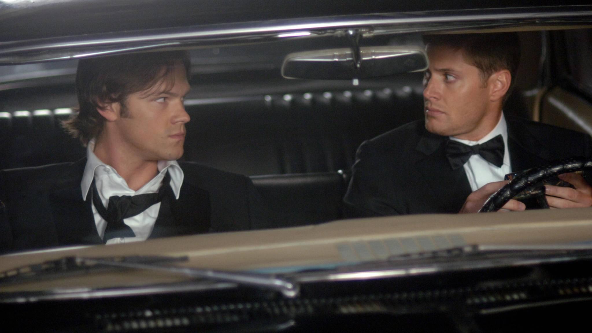 """OMG! Beinah hätte es ein Crossover zwischen """"Supernatural"""" und """"Vampire Diaries"""" gegeben."""