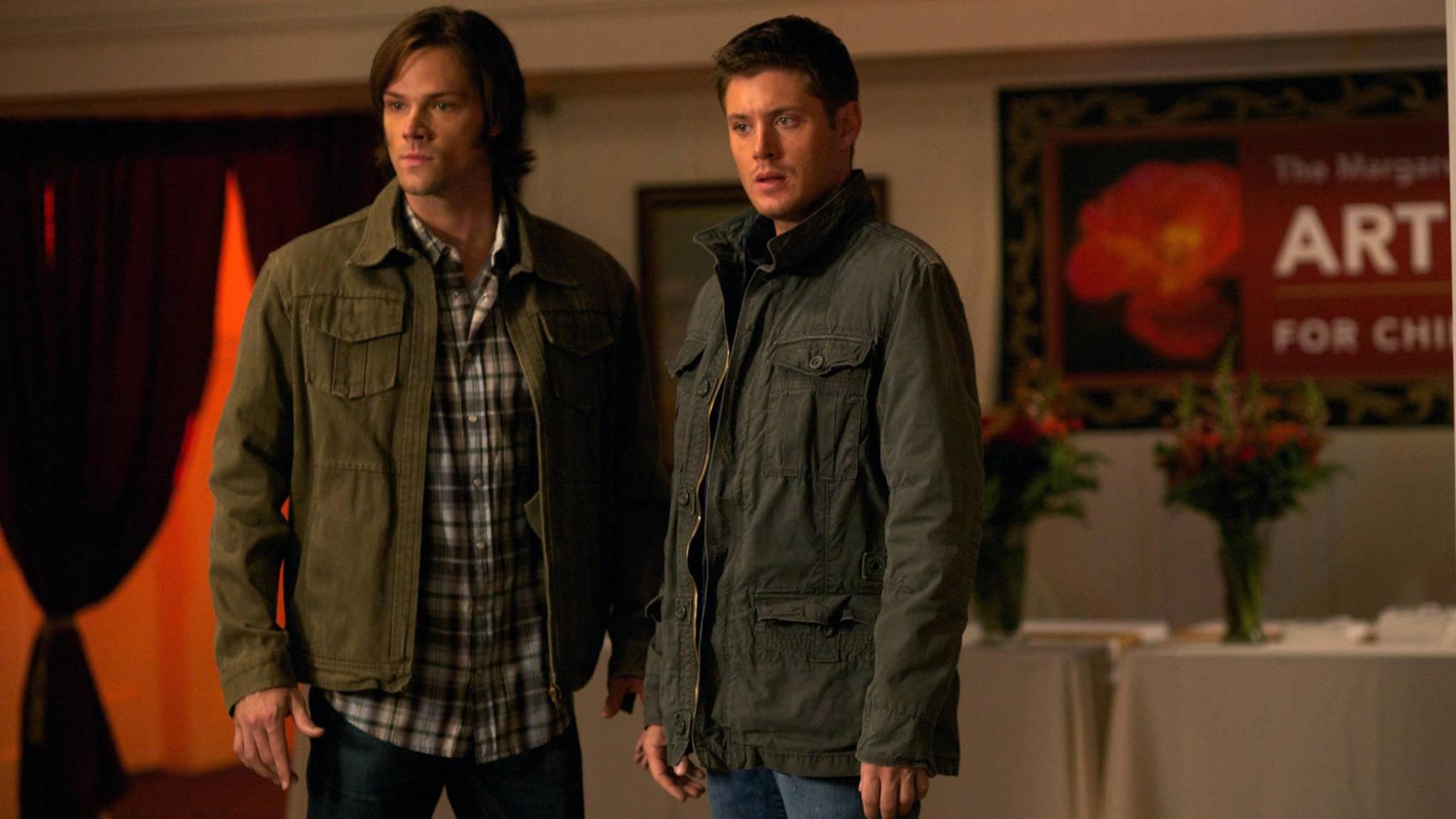 """Die Winchester-Brüder kehren mit Staffel 12 von """"Supernatural"""" ins Free-TV zurück."""