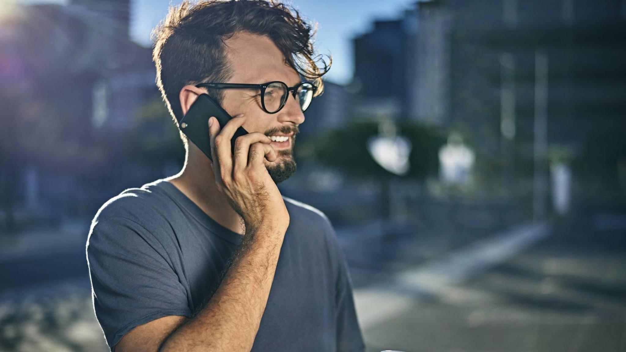 WiFi Calling ermöglicht das Telefonieren ohne Mobilfunkverbindung.