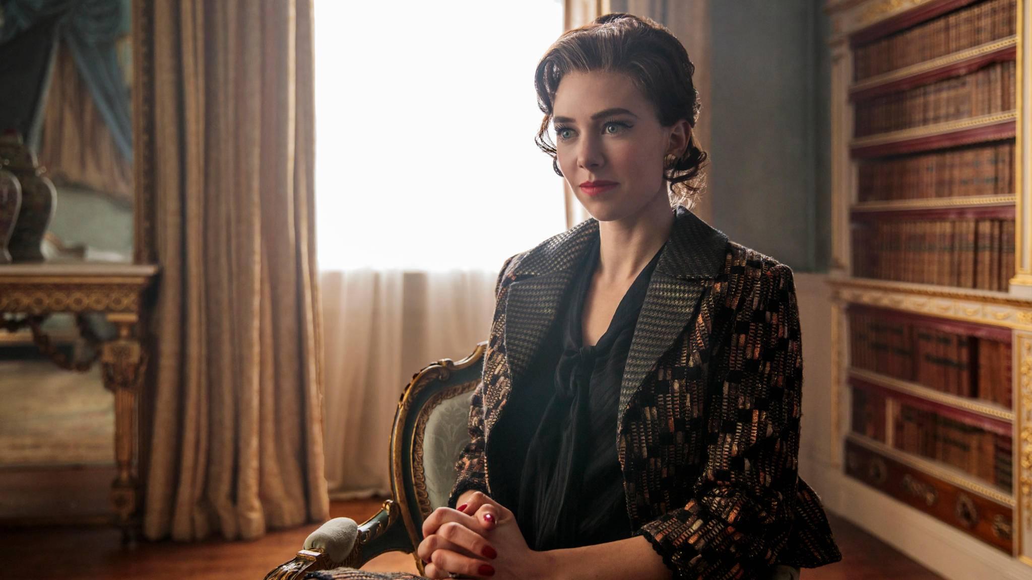 """Die Nächste bitte: Viele Schauspielerinnen sprechen vor, um in """"The Crown"""" die Nachfolge von Vanessa Kirbys Prinzessin Margaret anzutreten."""