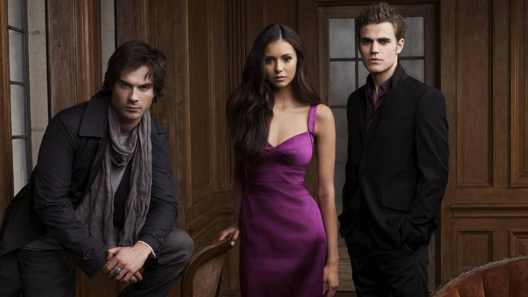 Nina Dobrev verdrehte den Salvatore-Brüdern über mehrere Staffeln hinweg den Kopf.