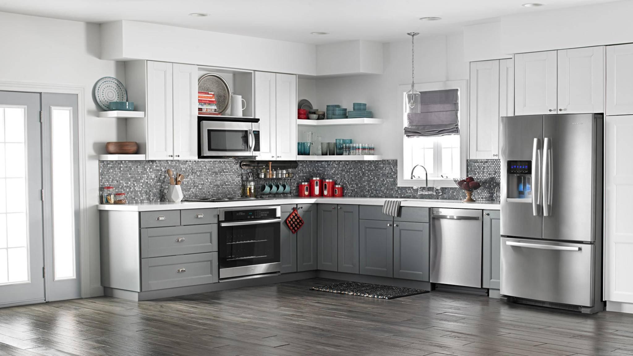 Die smarten Küchengeräte von Whirlpool verstehen sich künftig mit Yummly, Alexa und Siri.