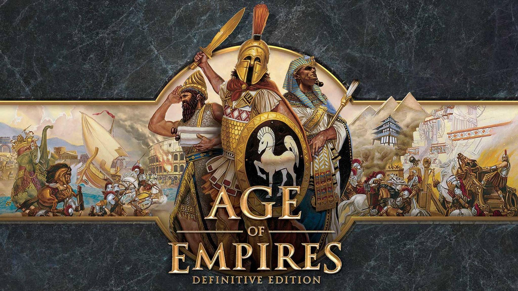 """Die """"Definitive Edition"""" von """"Age of Empires"""" kommt am 20. Februar."""