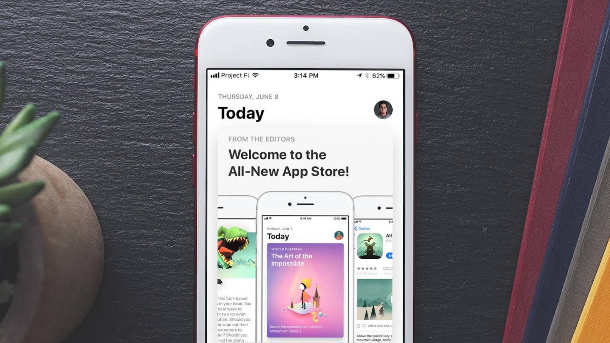 Wir verraten, wie Du alte App-Versionen aus dem App Store herunterladen kannst.