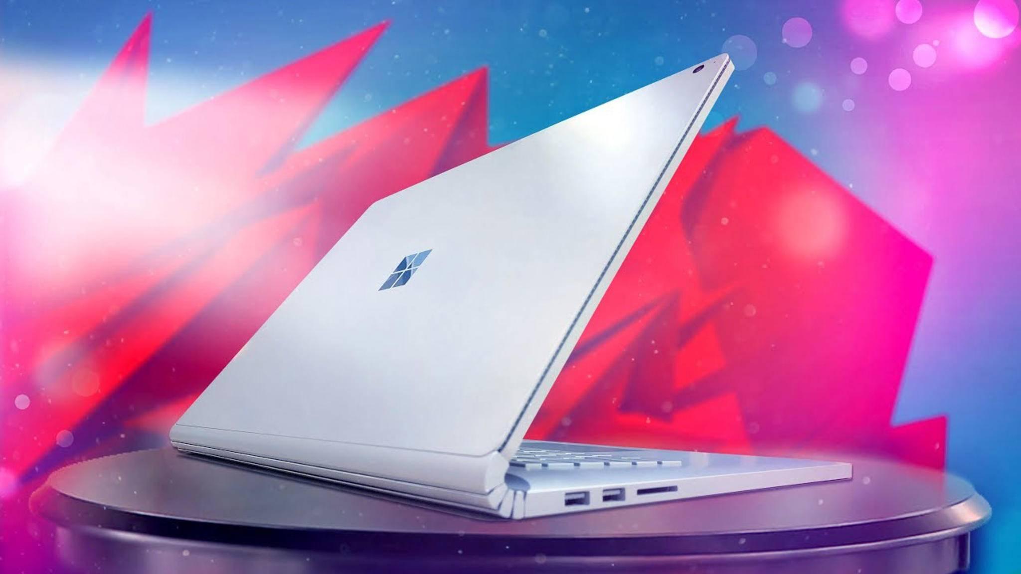 Hält das Surface Book 2, was der hohe Preis verspricht?