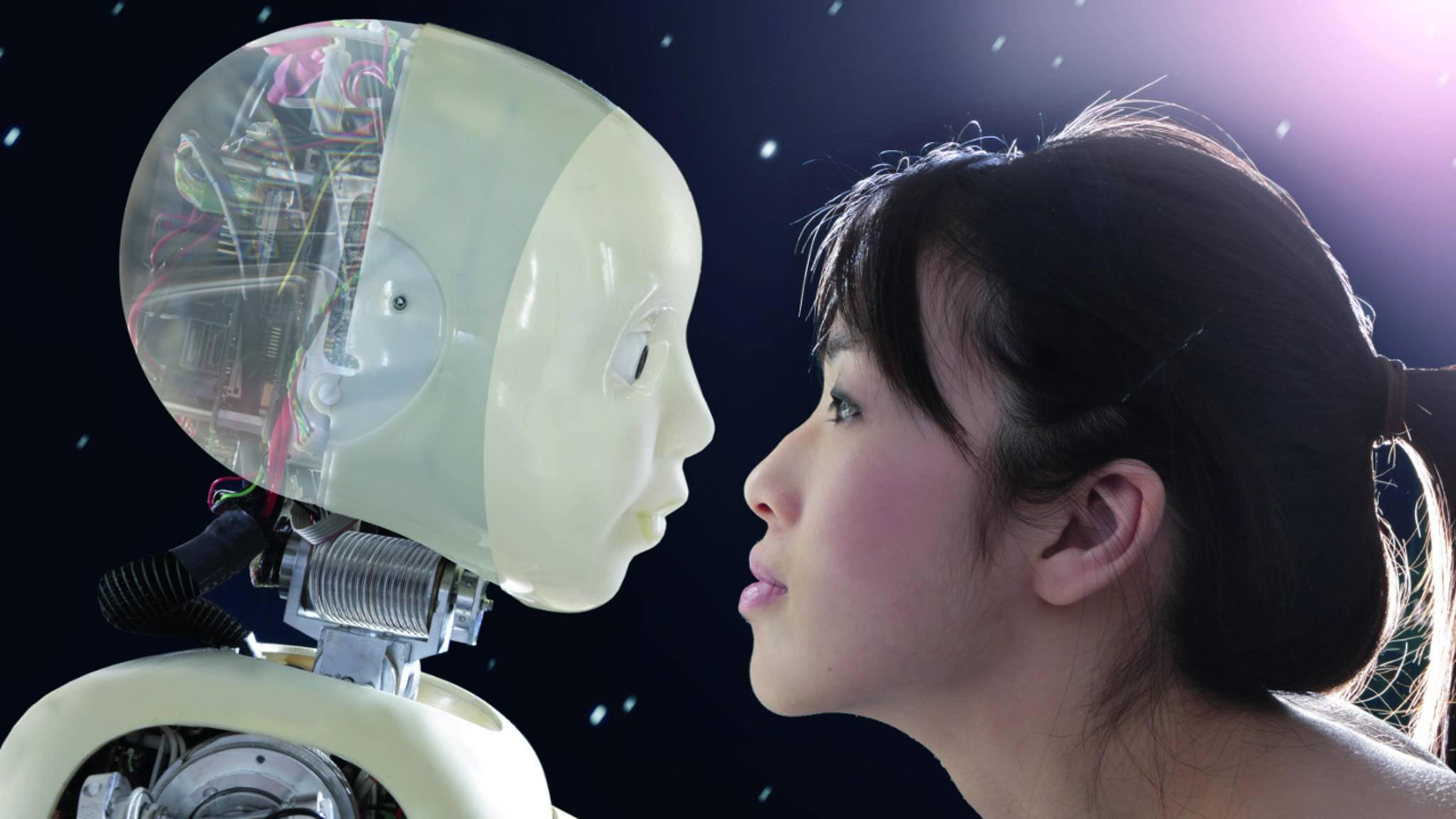 Sollen wir Roboter als Partner akzeptieren und entsprechend behandeln – oder bleiben sie das, was Gabel, Schere und Taschenlampe schon immer waren: profane Werkzeuge?