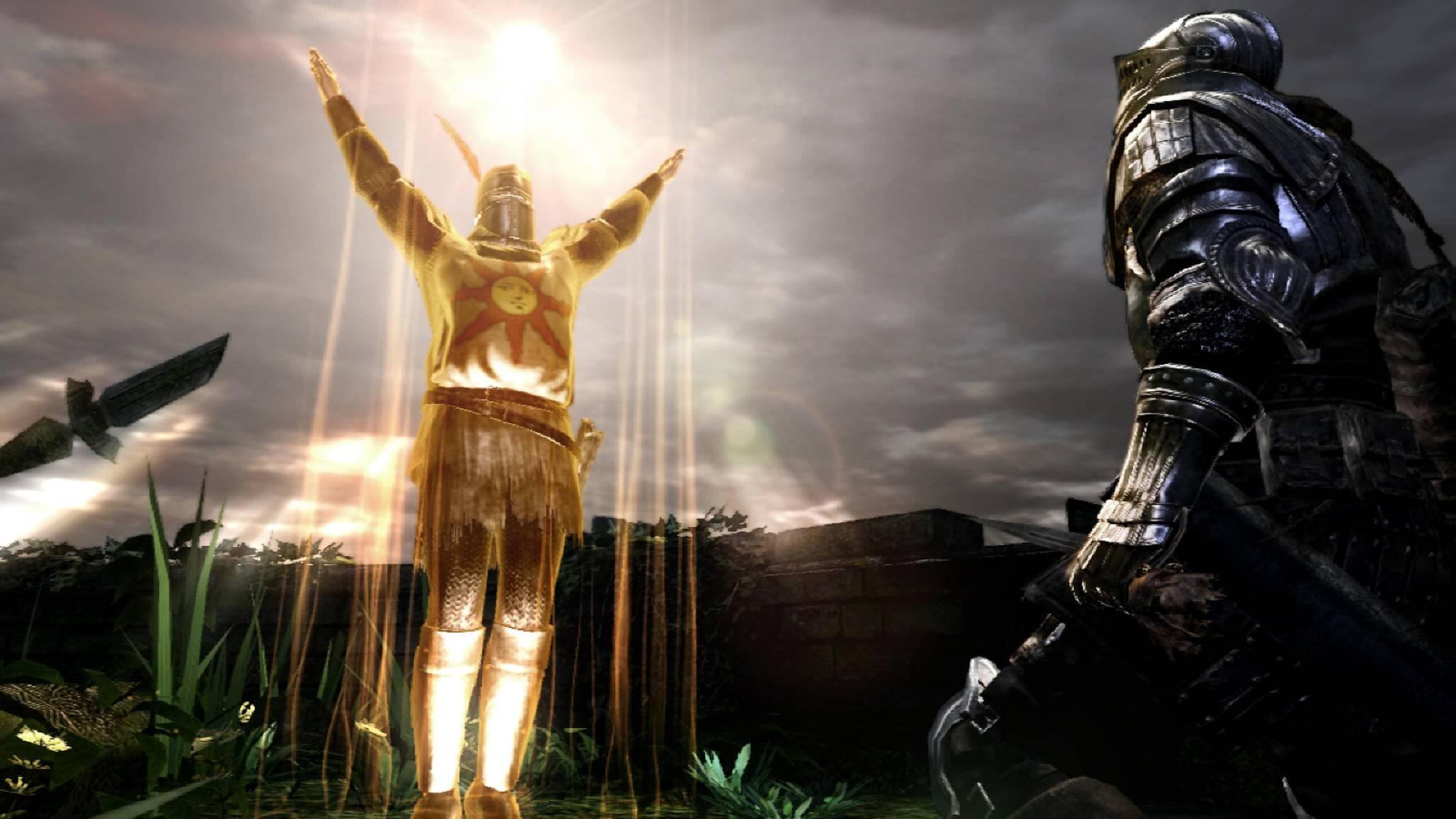 """Solaire würde mir zustimmen: """"Dark Souls"""" ist das wichtigste Spiel der letzten zehn Jahre."""