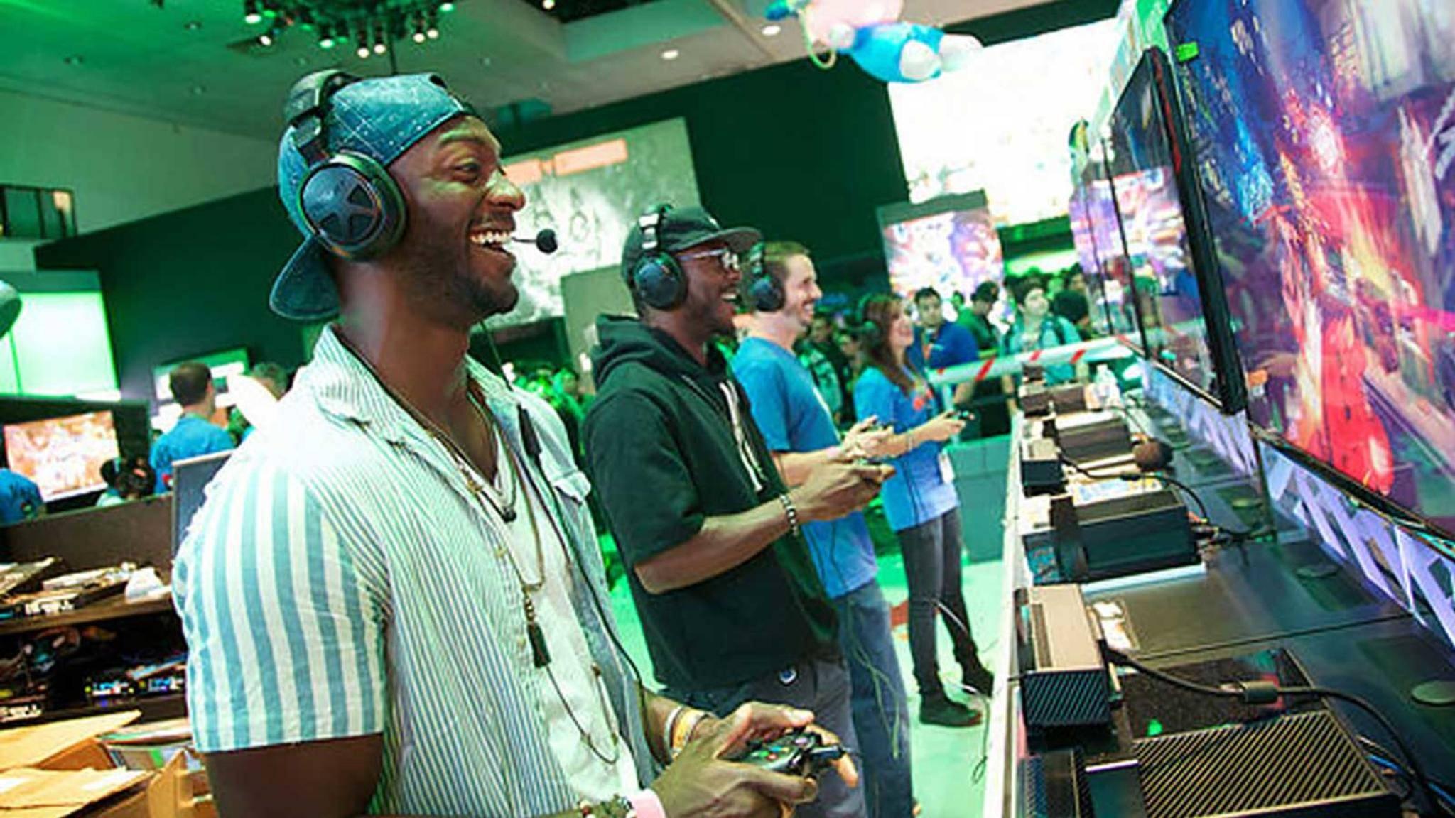 Die E3 ist die weltgrößte Spielemesse.