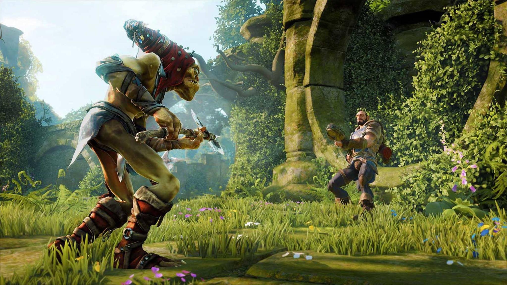 """Kommt ein neues """"Fable"""" für die Xbox One?"""