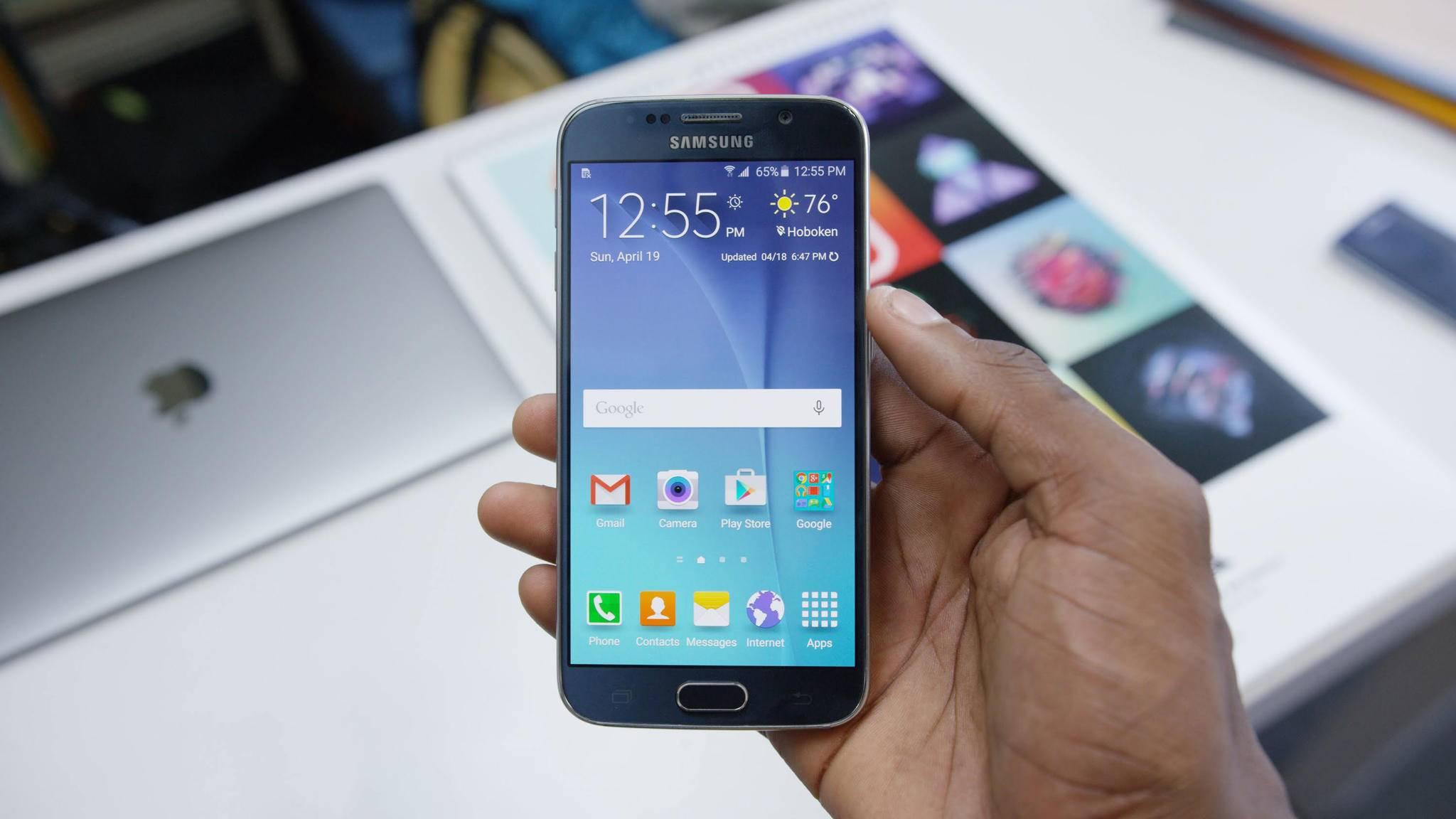 Android 8.0 Oreo fürs Galaxy S6? Das Update soll offenbar in Kürze verteilt werden.