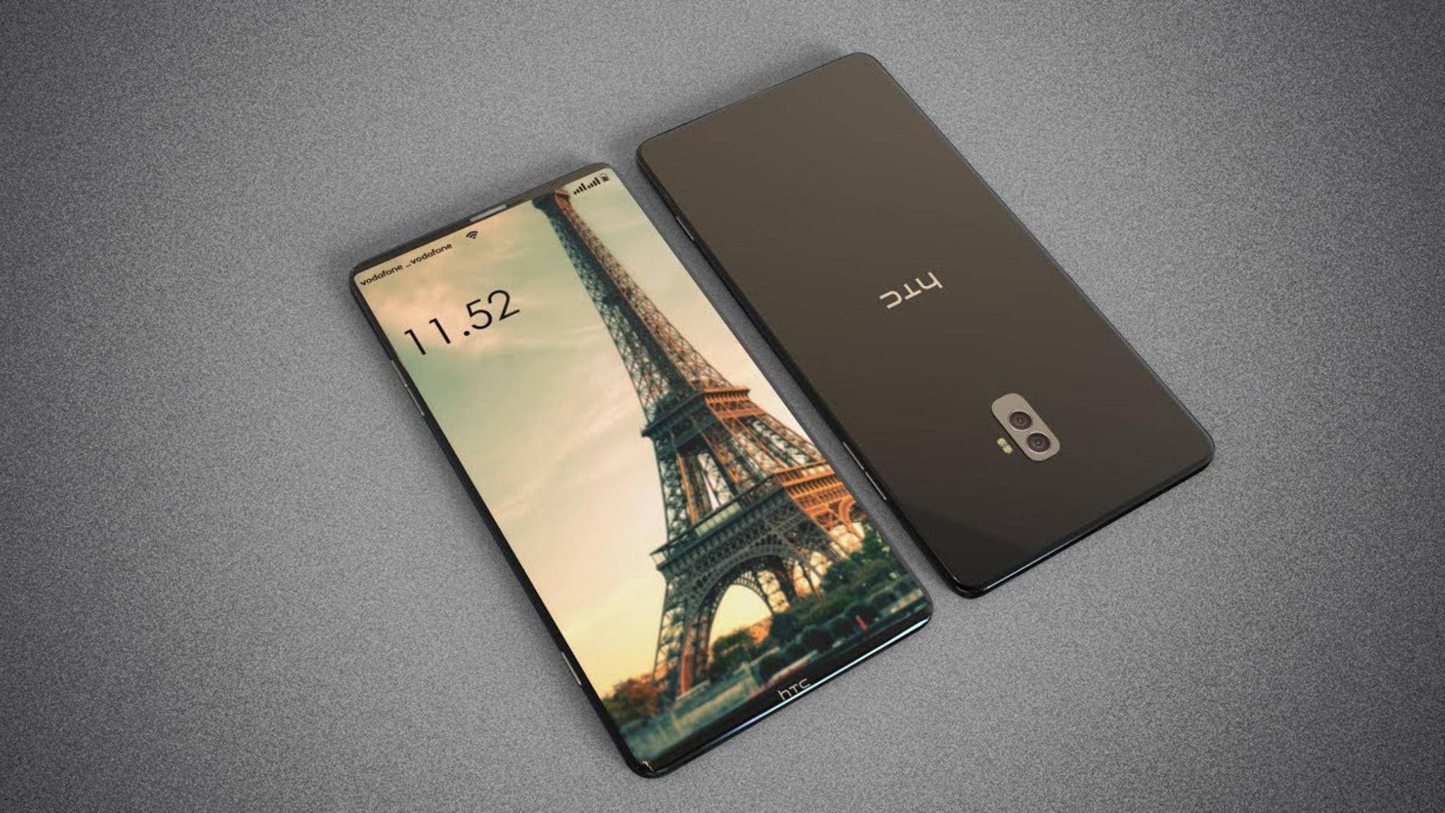 Das HTC U12 soll eine Dual-Kamera besitzen und auch gemäß IP68 wasserdicht sein.