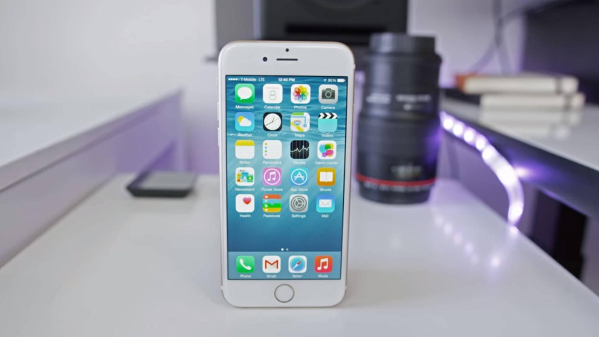 Die Performance des iPhone 6 leidet extrem unter dem Update auf iOS 11.2.2.