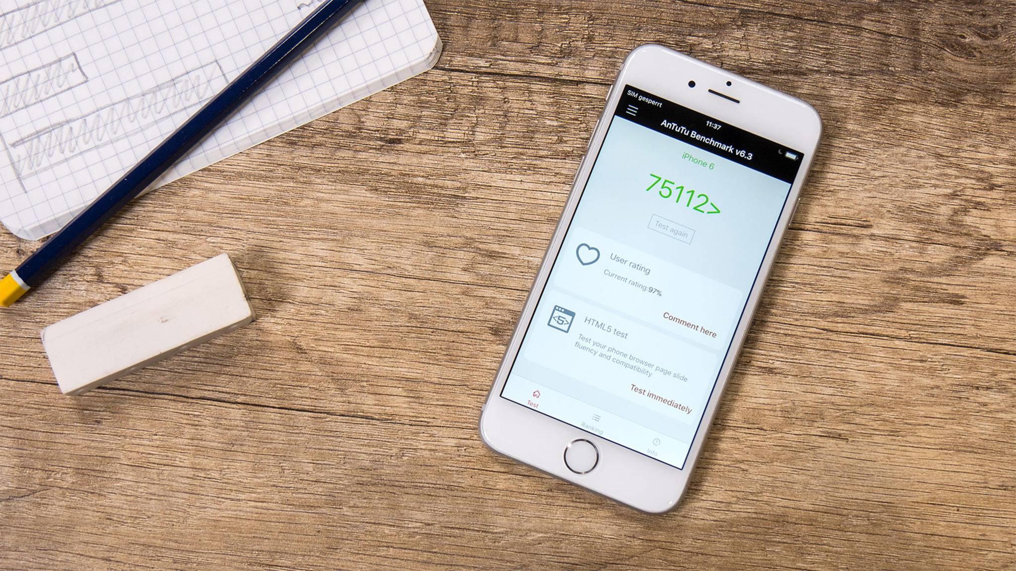 Redakteur Alex hat den Akku seines iPhone 6 für 29 Euro bei Apple tauschen lassen.