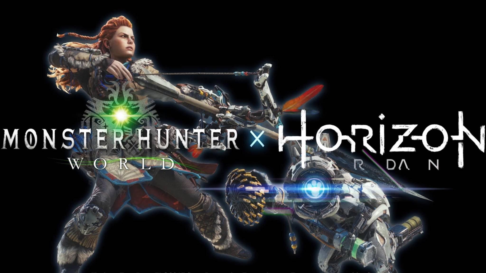 """""""Monster Hunter: World""""-Event: Verkleide Dich als Aloy – und Deinen Palico als Wächter!"""