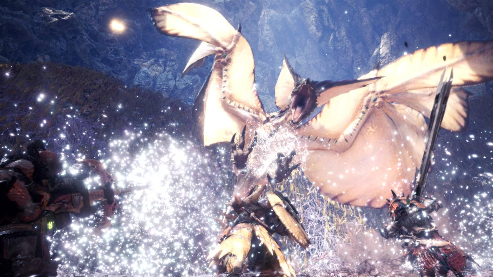 """So stellst Du Fallen in """"Monster Hunter: World""""."""