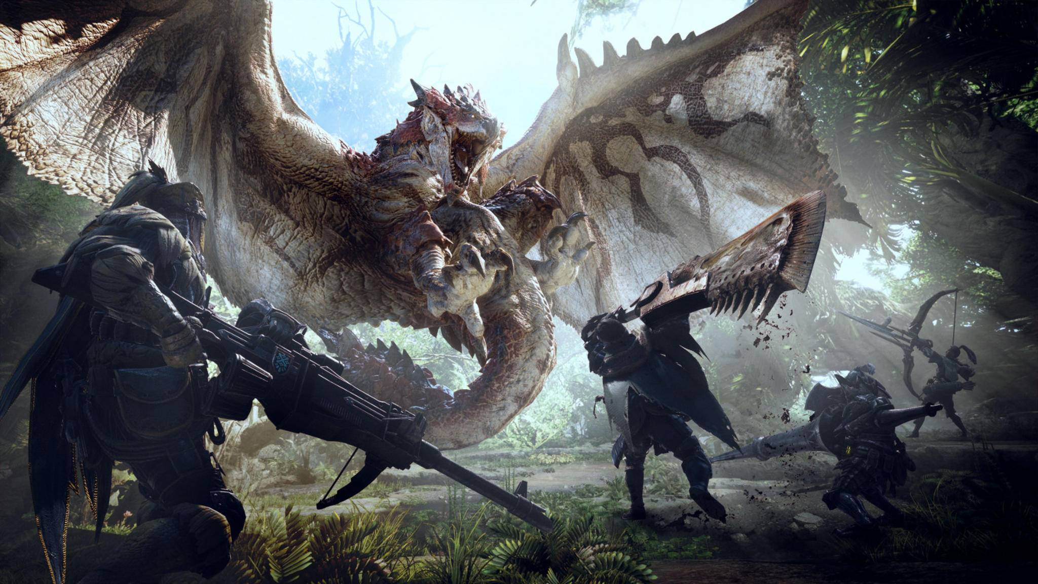 """Monster Hunter: World"" erscheint am 26. Januar."