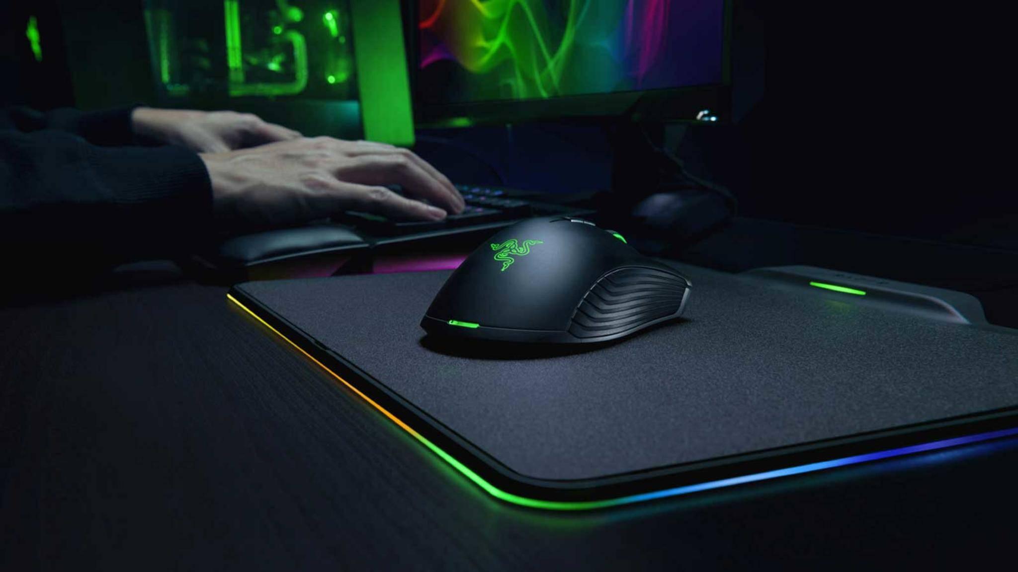 Razer arbeitet offenbar mit Microsoft an präziser Steuerung per Maus für die Xbox One.