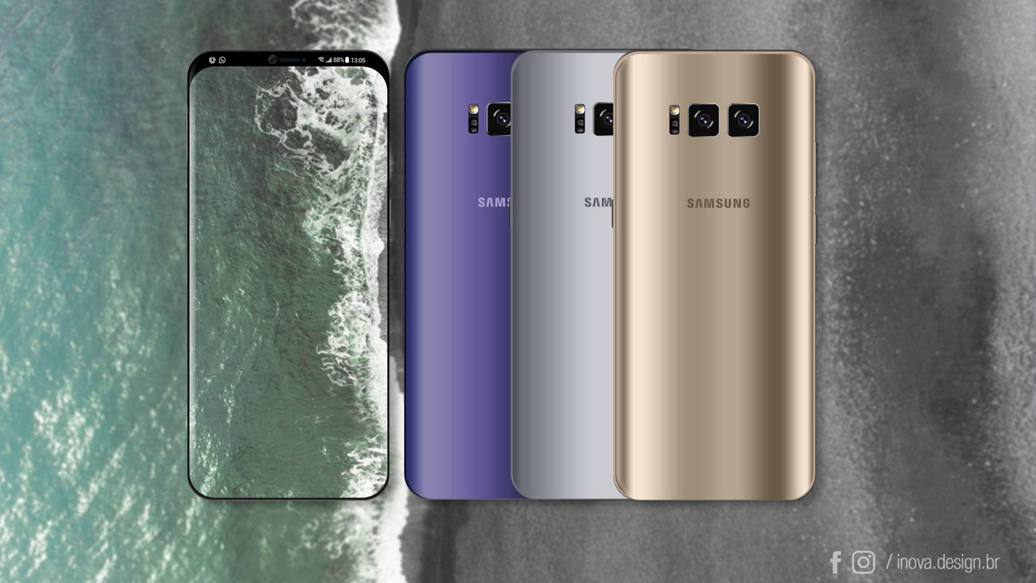 Ab dem 16. März soll es das Galaxy S9 im Handel zu kaufen geben.