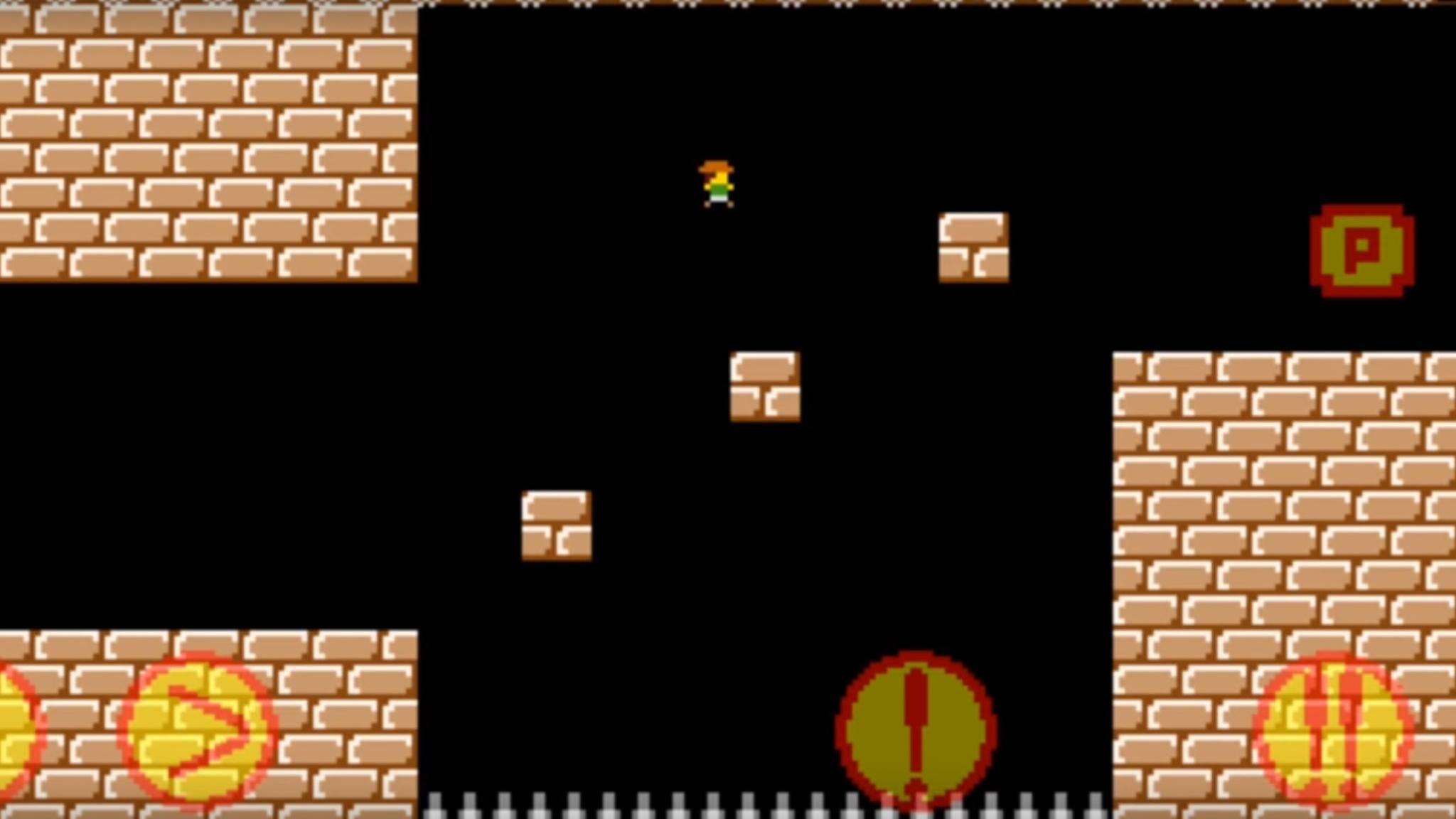 """""""Trap Adventure 2"""" erinnert an """"Super Mario Bros."""" – bis Du es spielst."""
