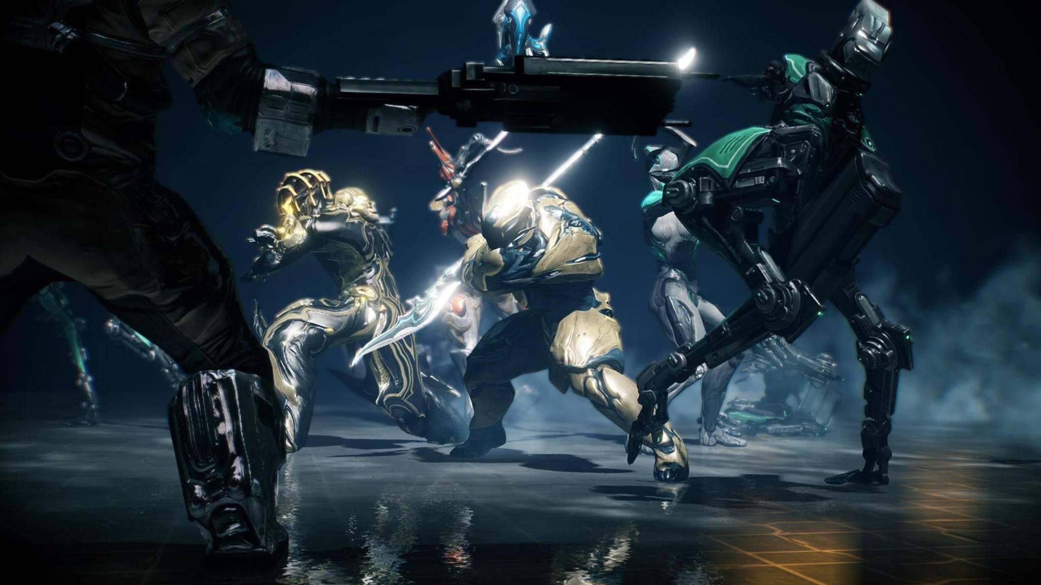 """""""Warframe"""" ist eines der beliebtesten Free-to-play-Spiele für die PS4."""