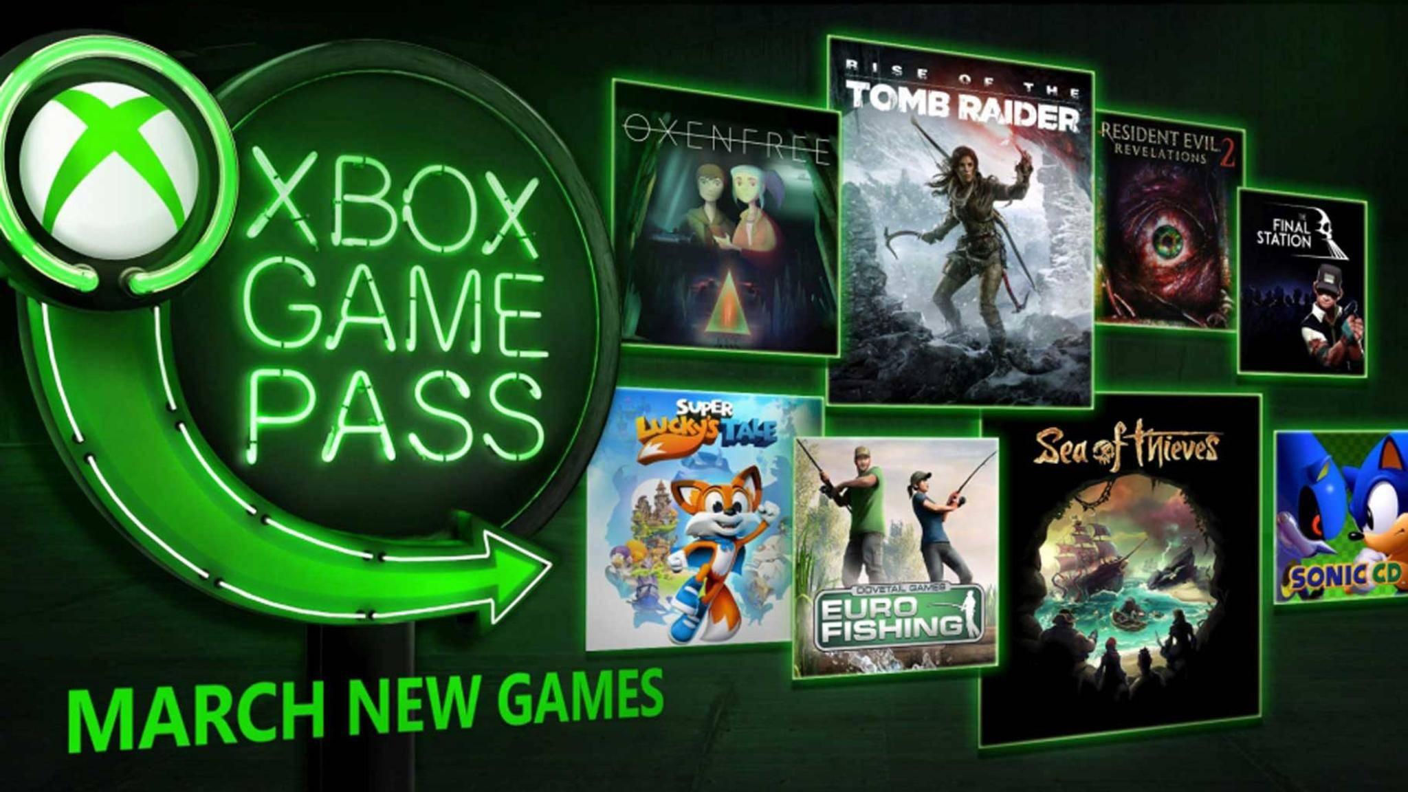 """Der Xbox Game Pass soll zum """"Netflix für Spiele"""" werden."""