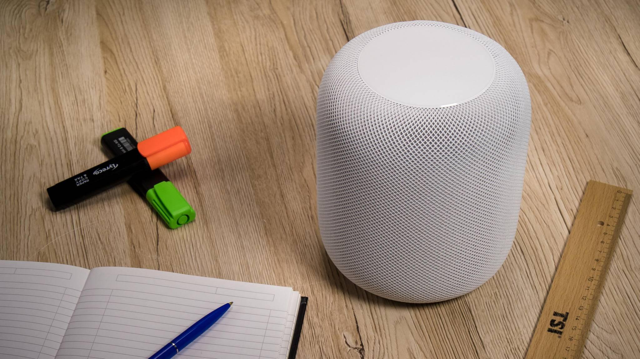 Bekommt der Apple HomePod eine günstigere Alternative zur Seite gestellt?