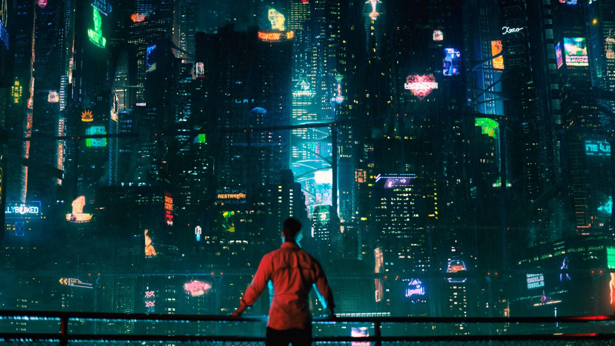 """Mit """"Altered Carbon"""" beschert Netflix seinen Zuschauern eine riesige neue Welt."""