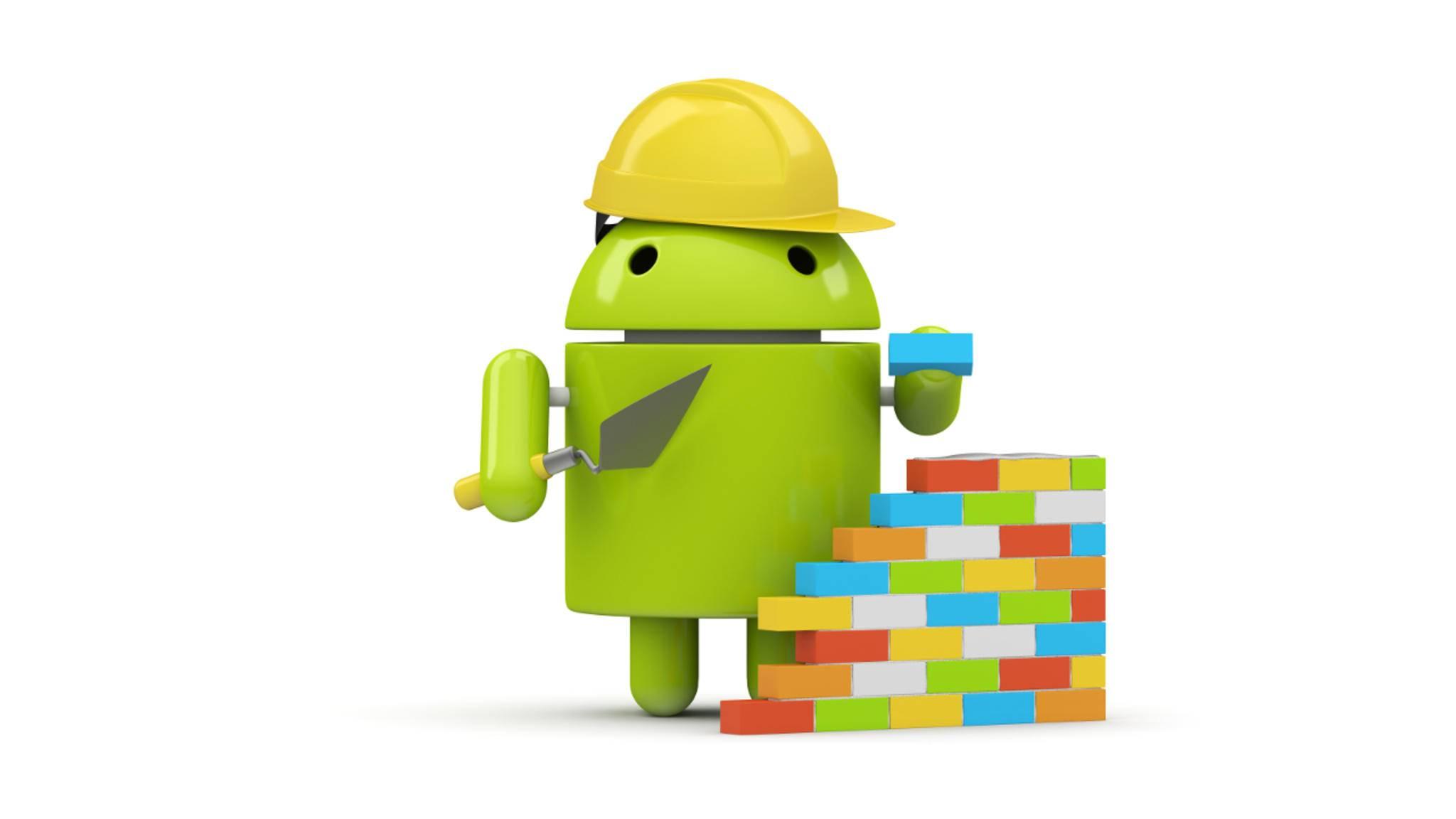 Noch laufen die Arbeiten an Android P auf Hochtouren.