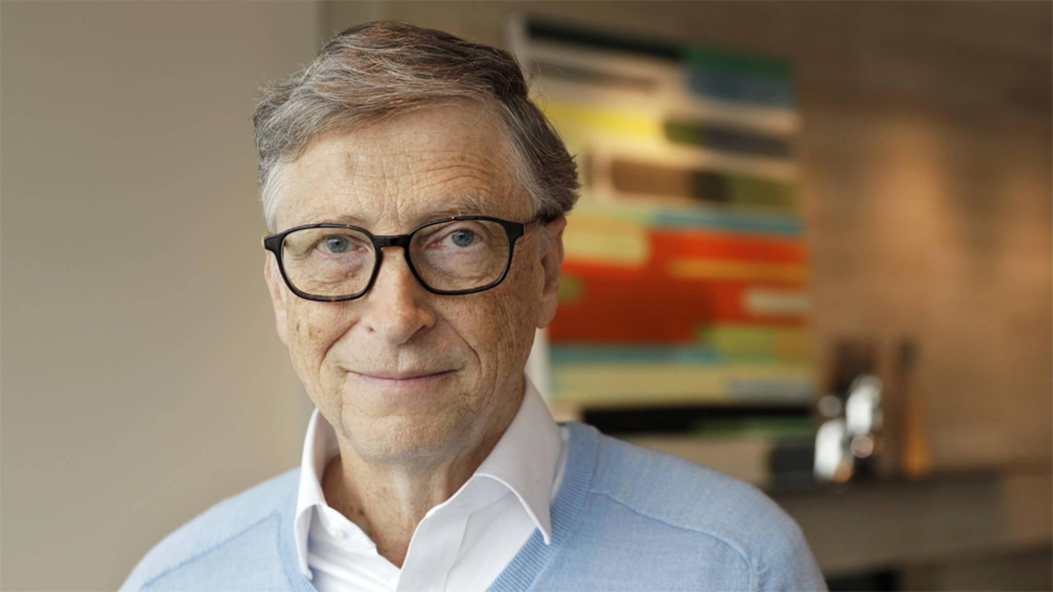"""Bill Gates wird für Aufregung bei den Physikern aus """"The Big Bang Theory"""" sorgen."""
