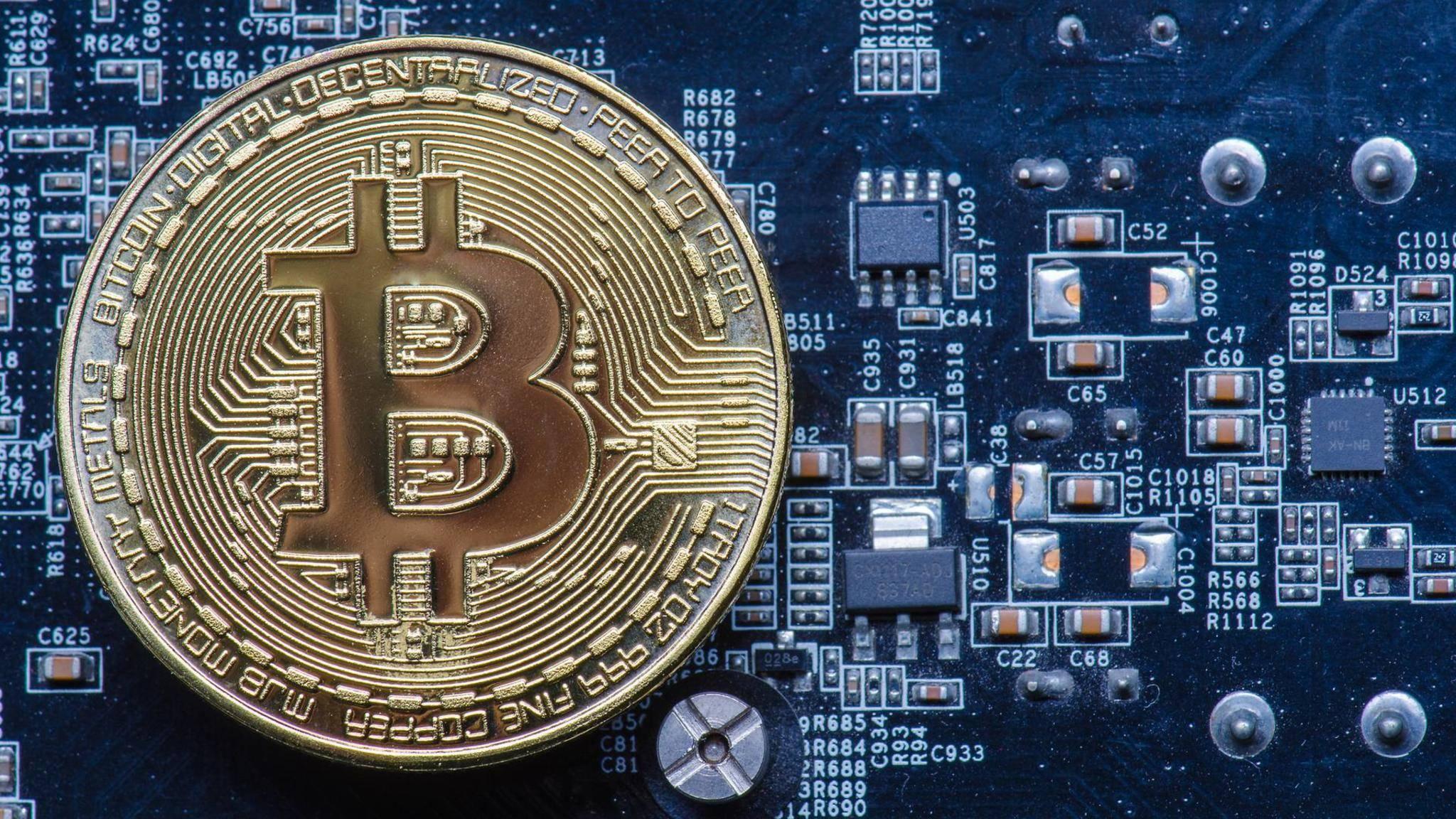 Bitcoin ist die begehrteste Krypto-Währung der Welt.