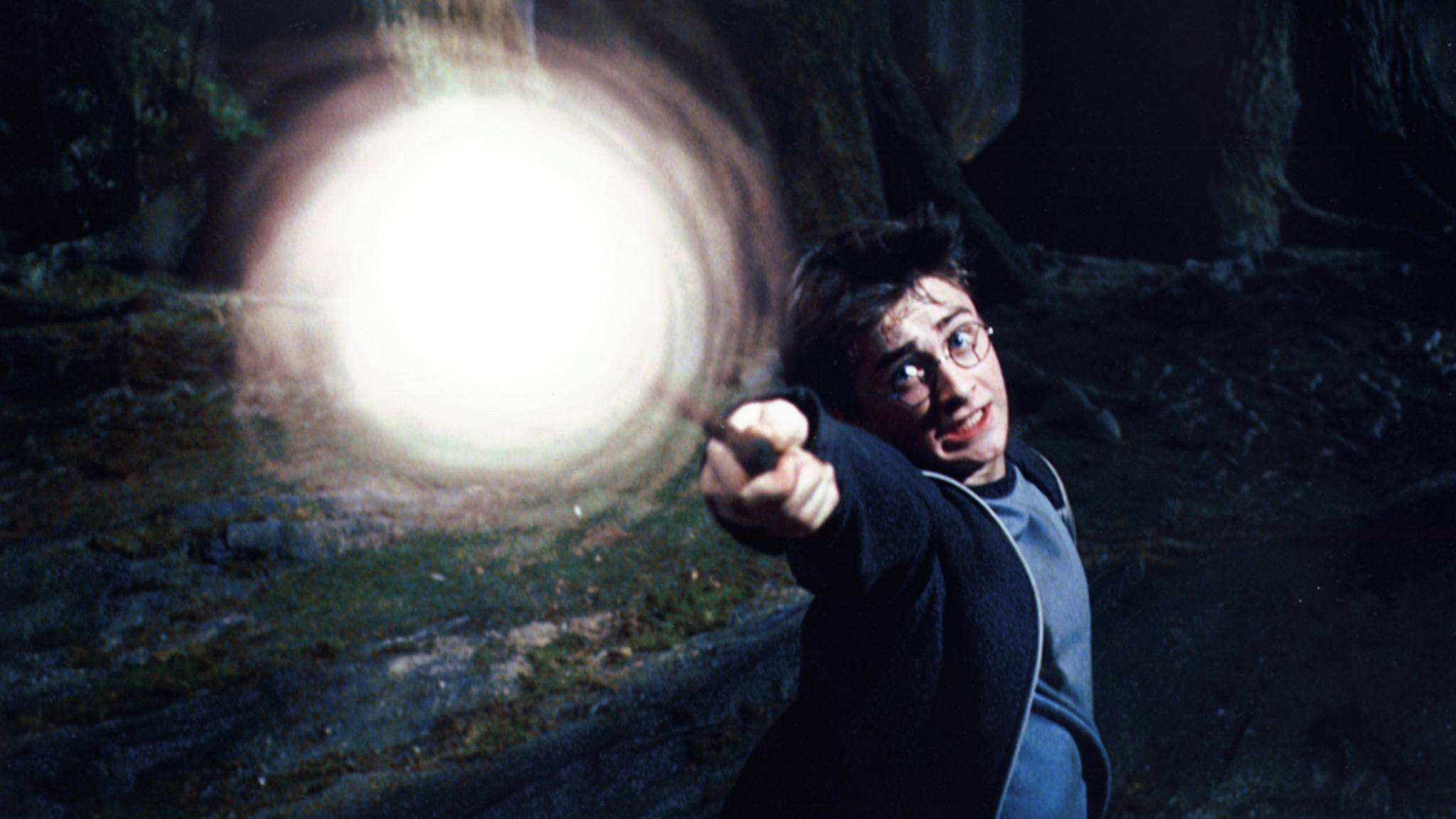 Harrys Patronus kann es mit ganzen Scharen an Dementoren aufnehmen.