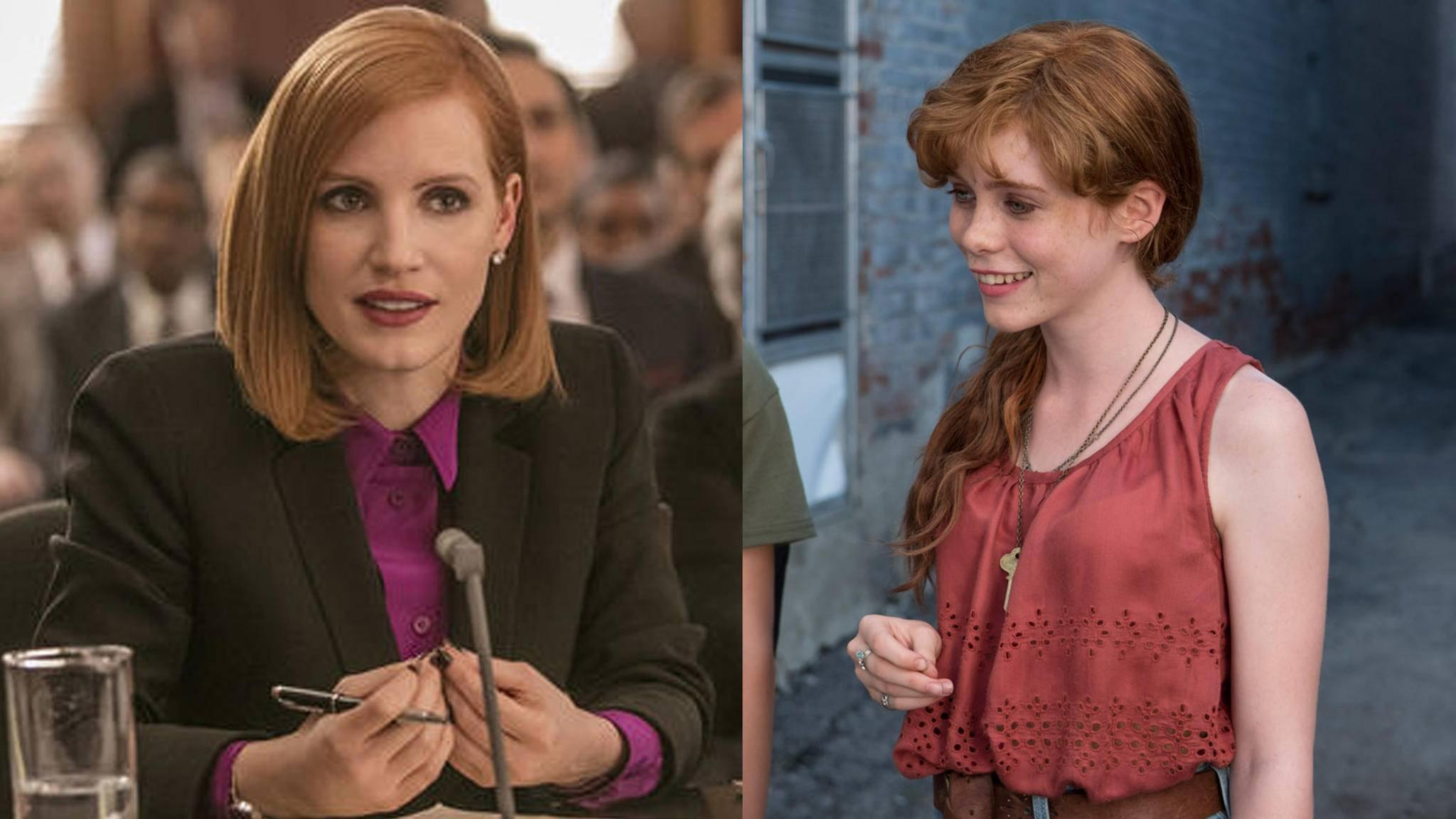"""Jessica Chastain wird wohl in """"Es 2"""" den Part der erwachsenen Bev übernehmen."""