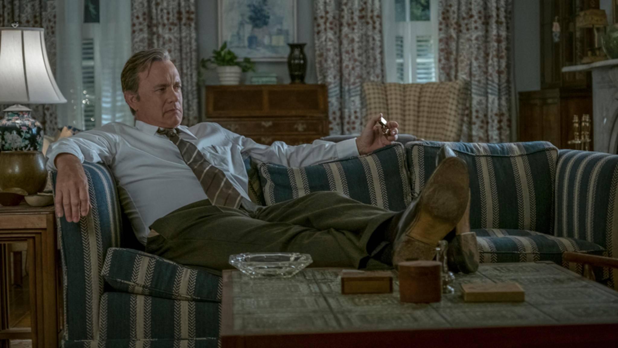"""Auch in Spielbergs Drama """"Die Verlegerin"""" (im Original: """"The Post"""") spielte Tom Hanks mit Chefredakteur Ben Bradlee eine reale Person."""