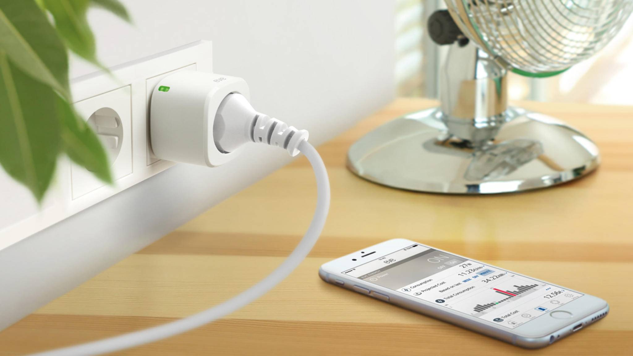 Mit jedem Eve-Produkt sollst Du Dein Zuhause ein Stück smarter machen können.