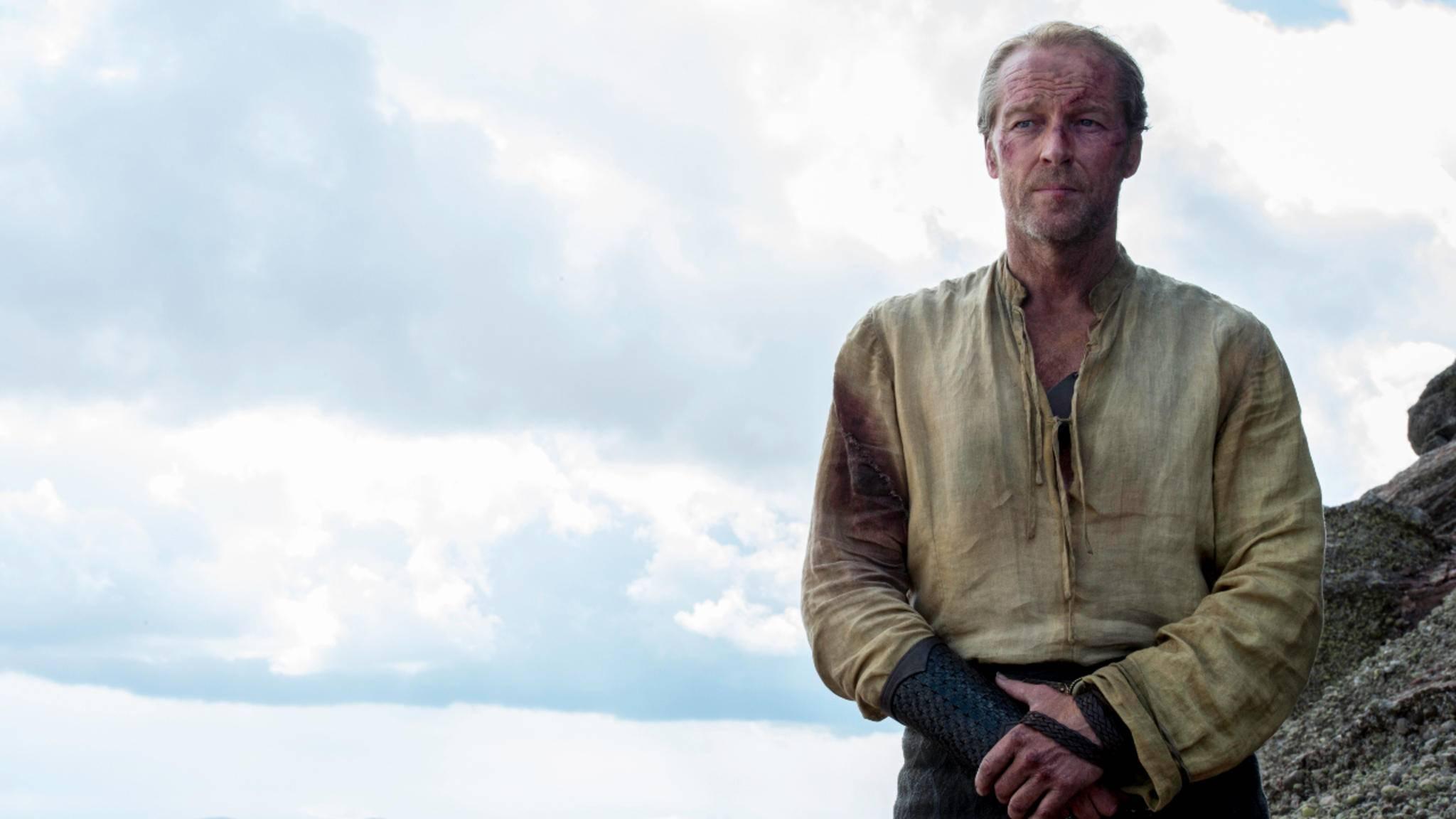 Jorah Mormont ist der treue Begleiter von Daenerys Targaryen.