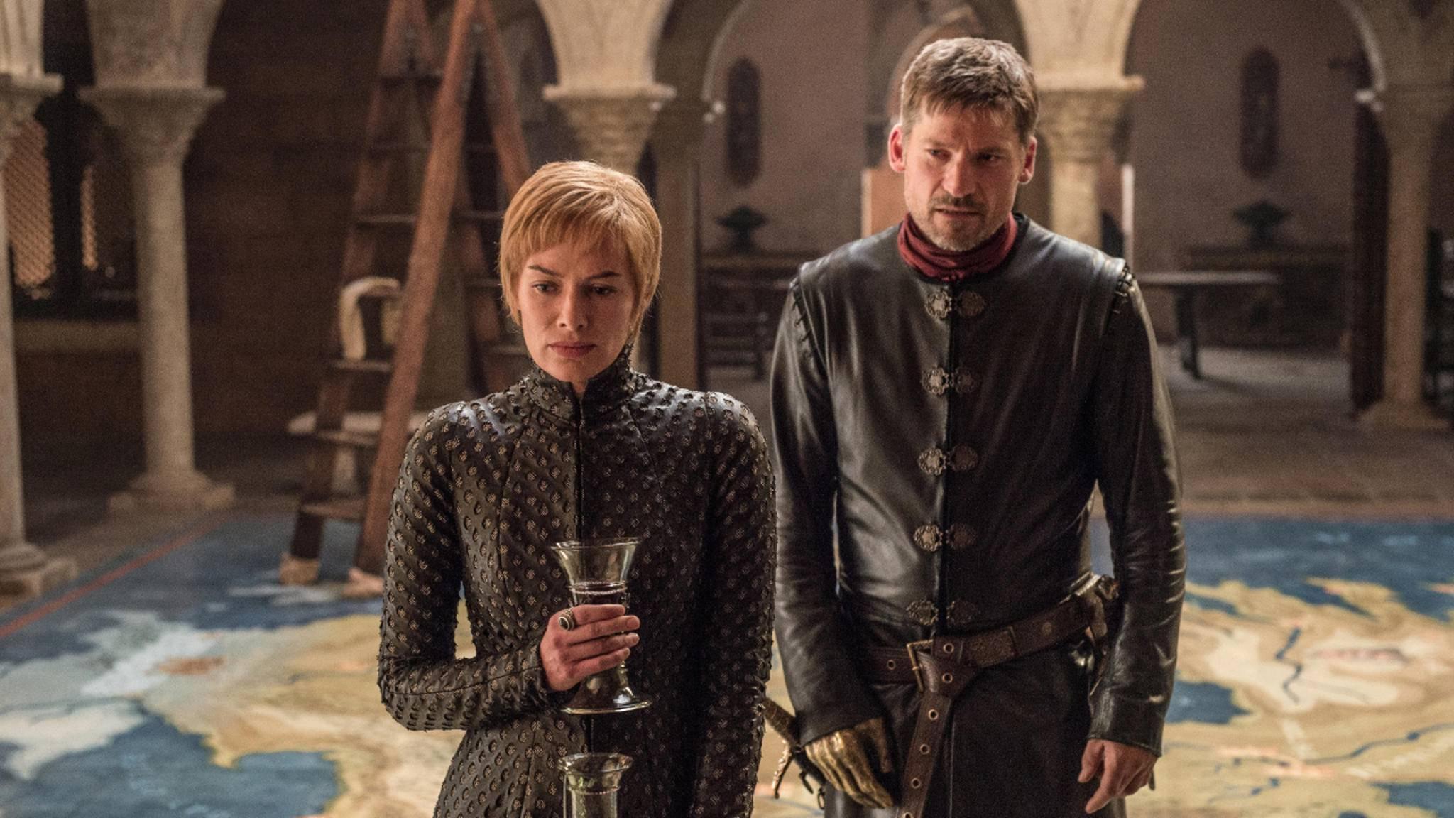 Cersei Lannister will ganz Westeros erobern.