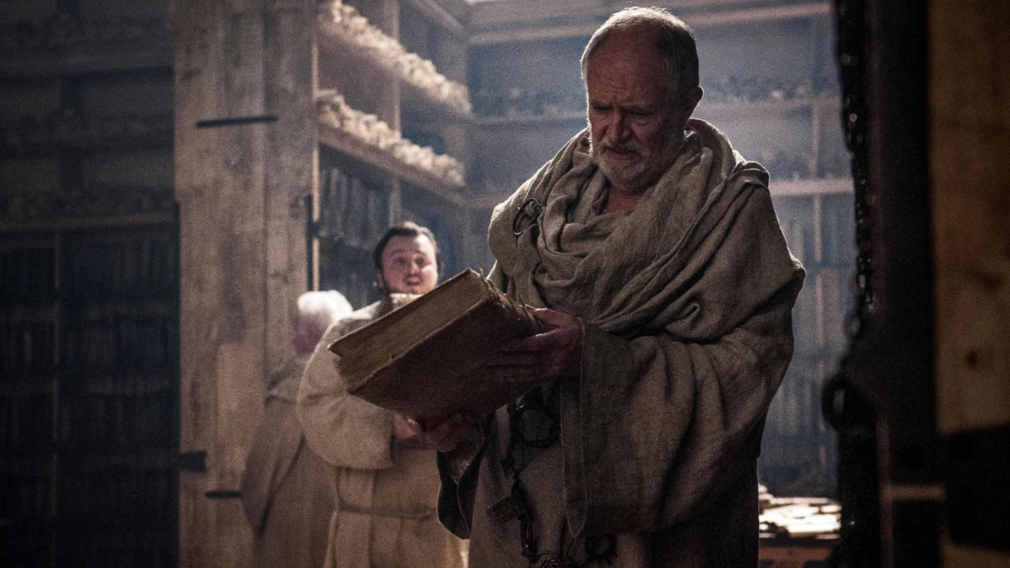 Maester werden in der Zitadelle ausgebildet.
