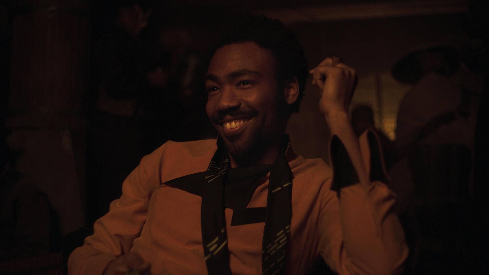 "Da freut sich auch Lando Calrissian: ""Solo: A Star Wars Story"" ist in trockenen Tüchern."