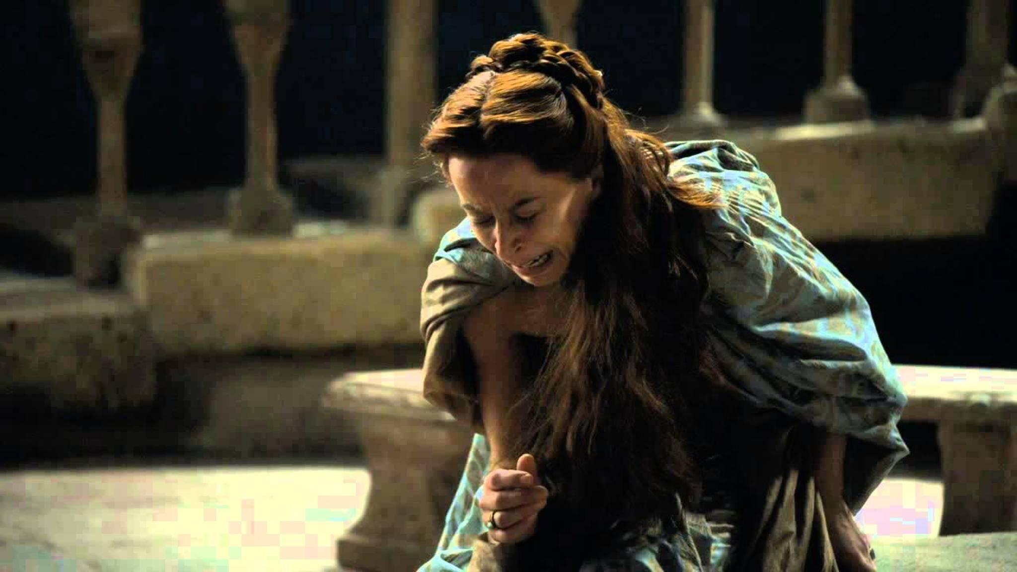 Lysa Arryn ist die Regentin im Grünen Tal.