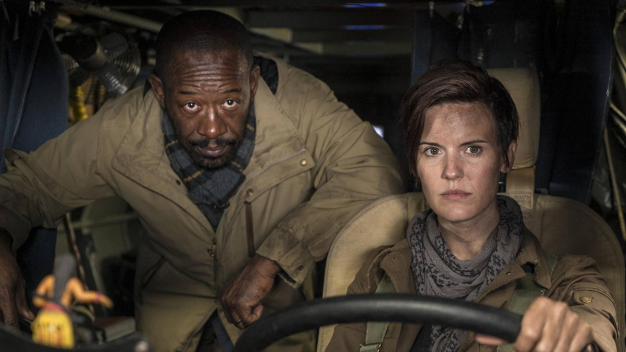 """Die US-Fans von """"The Walking Dead"""" und """"Fear the Walking Dead"""" steuern auf ein geniales Kino-Event zu."""