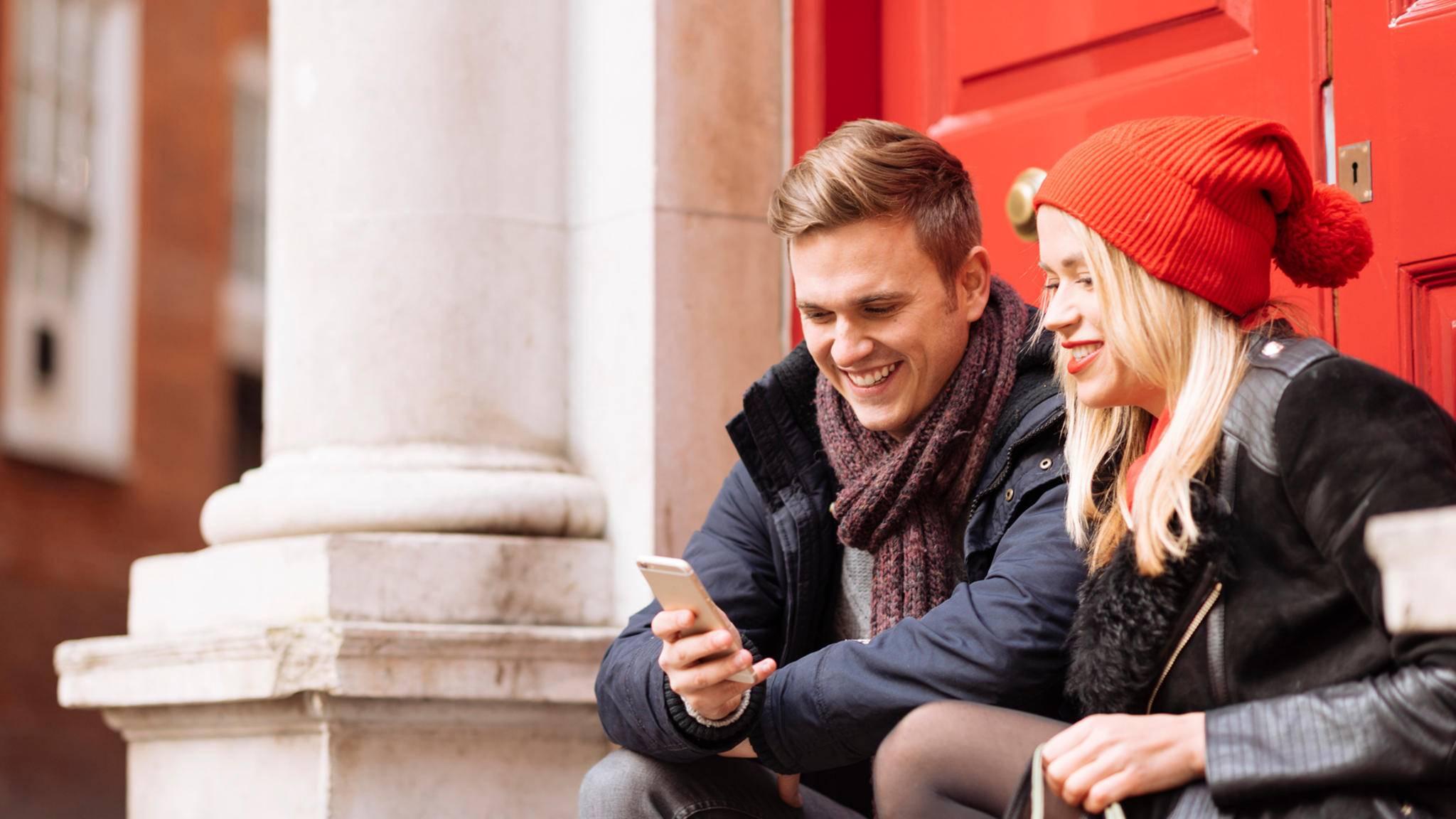 Mit dem Handy-Empfang ist oft auch der Empfang von mobilem Internet gestört.