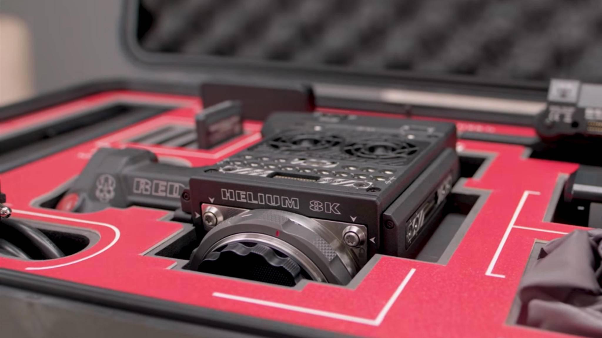 Alleine der Body der RED Epic-W kostet derzeit rund 30.000 Euro.