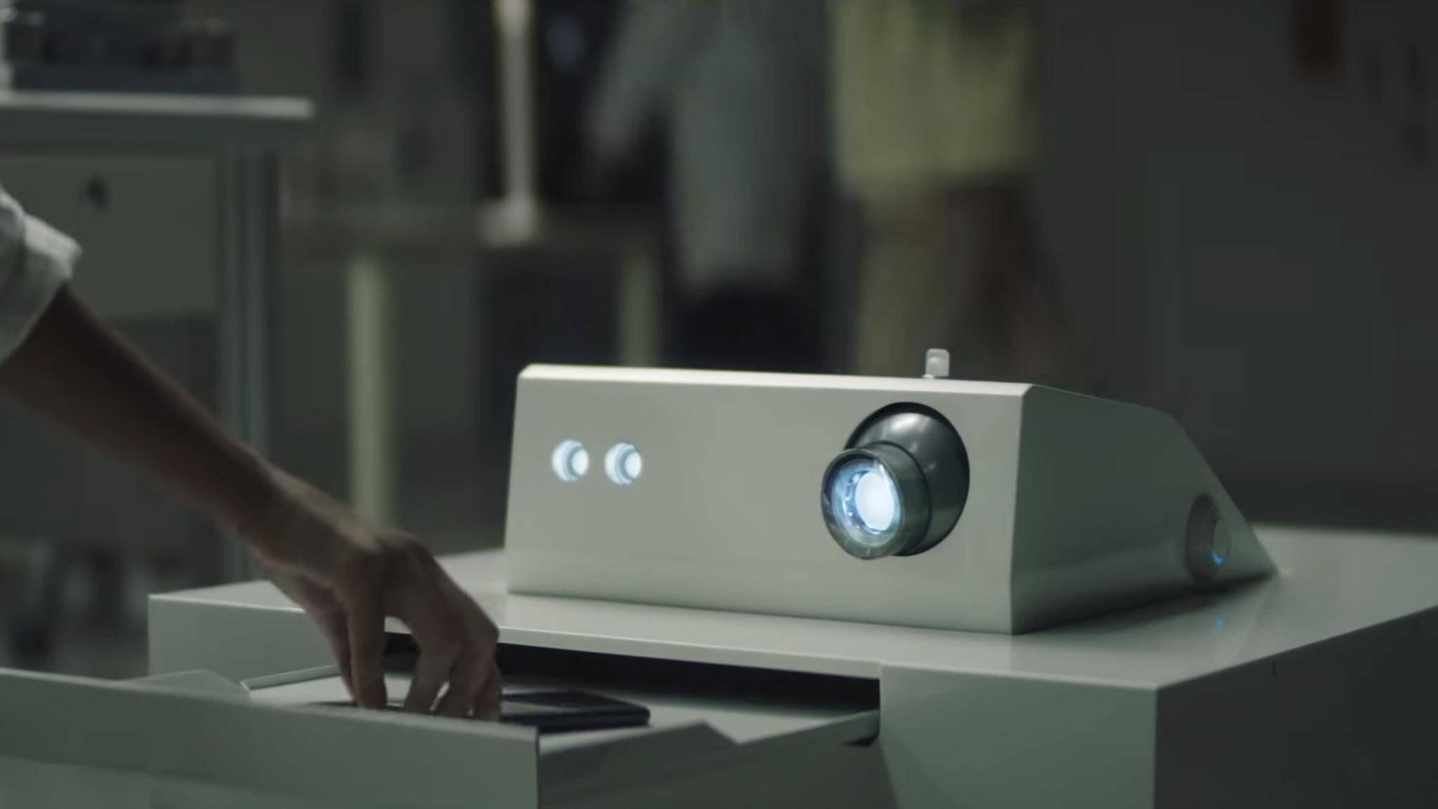 Ob wirklich solche Roboter in Samsungs Fabriken herumfahren?