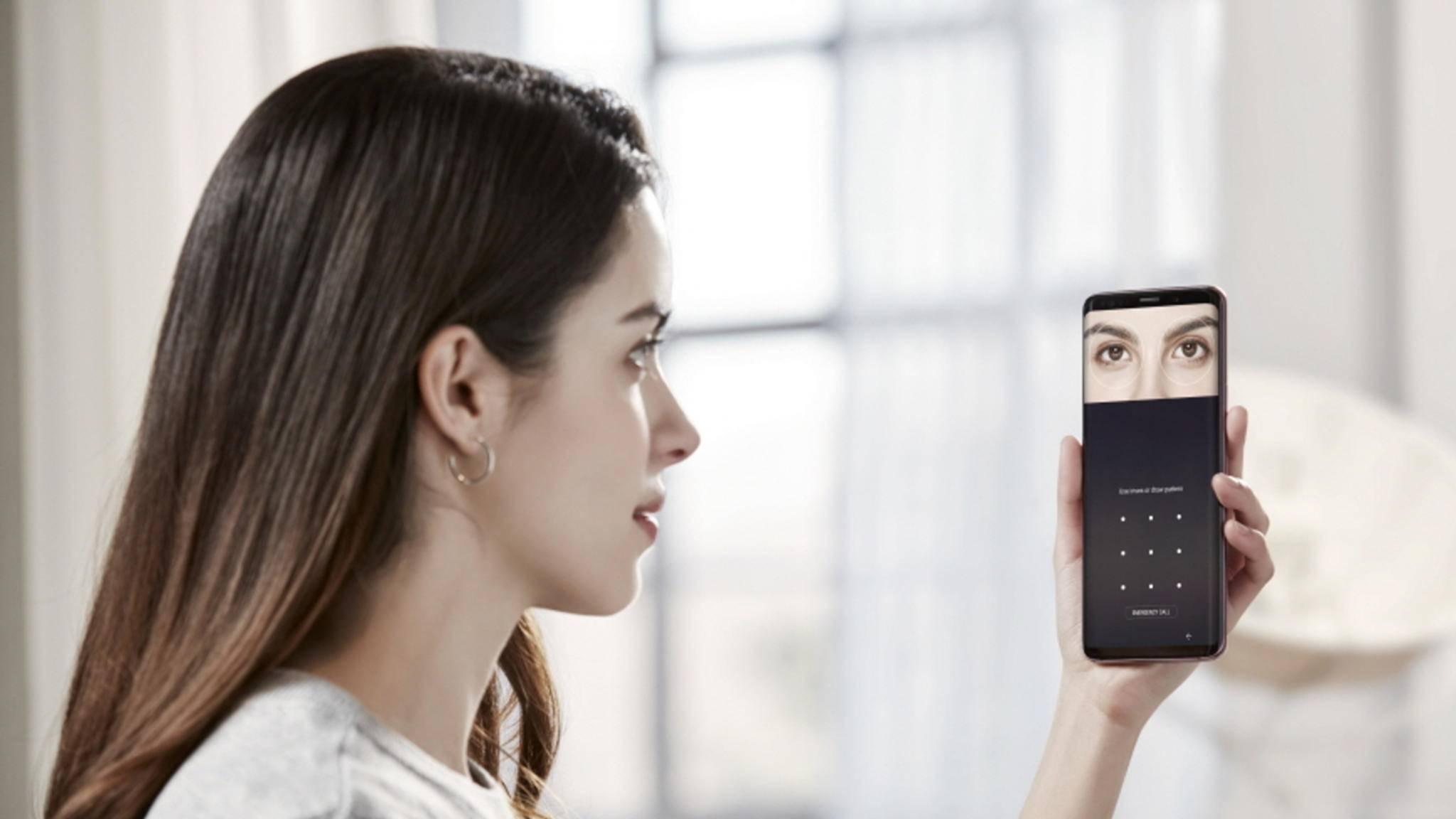 Samsung arbeitet an einem eigenen 3D-Gesichtsscanner.