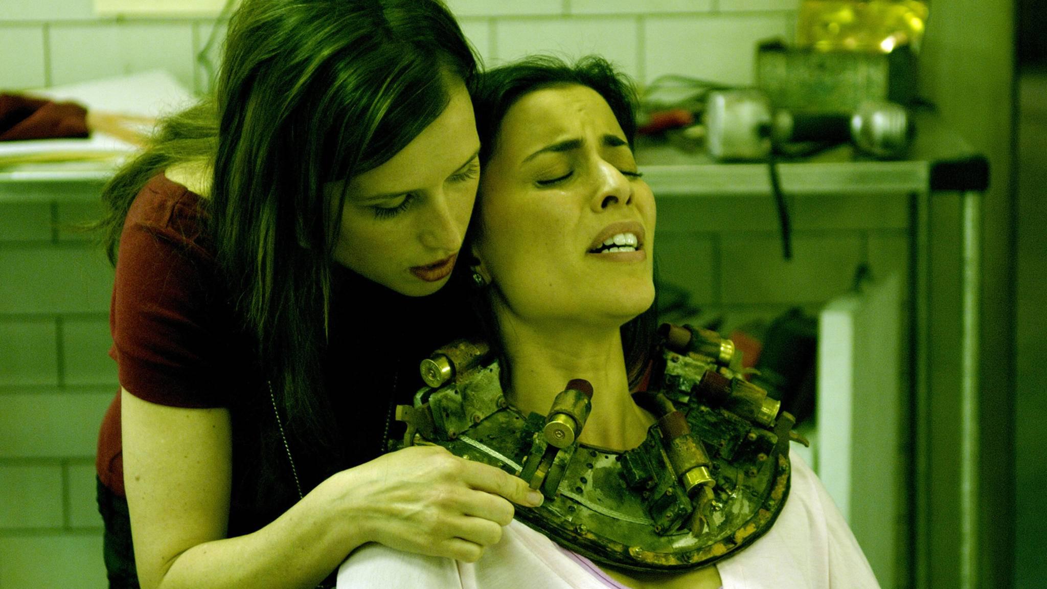 """Szenen wie diese sorgten dafür, dass """"Saw 3"""" massenhaft die Zuschauer wegliefen."""