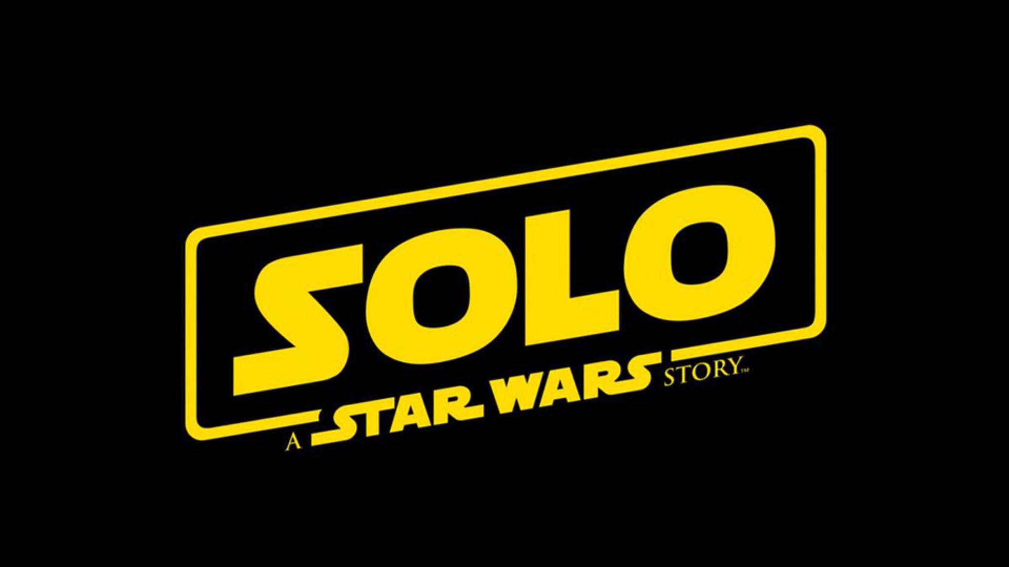 """Sehen wir am Montag endlich den ersten """"Solo: A Star Wars Story""""-Trailer?"""