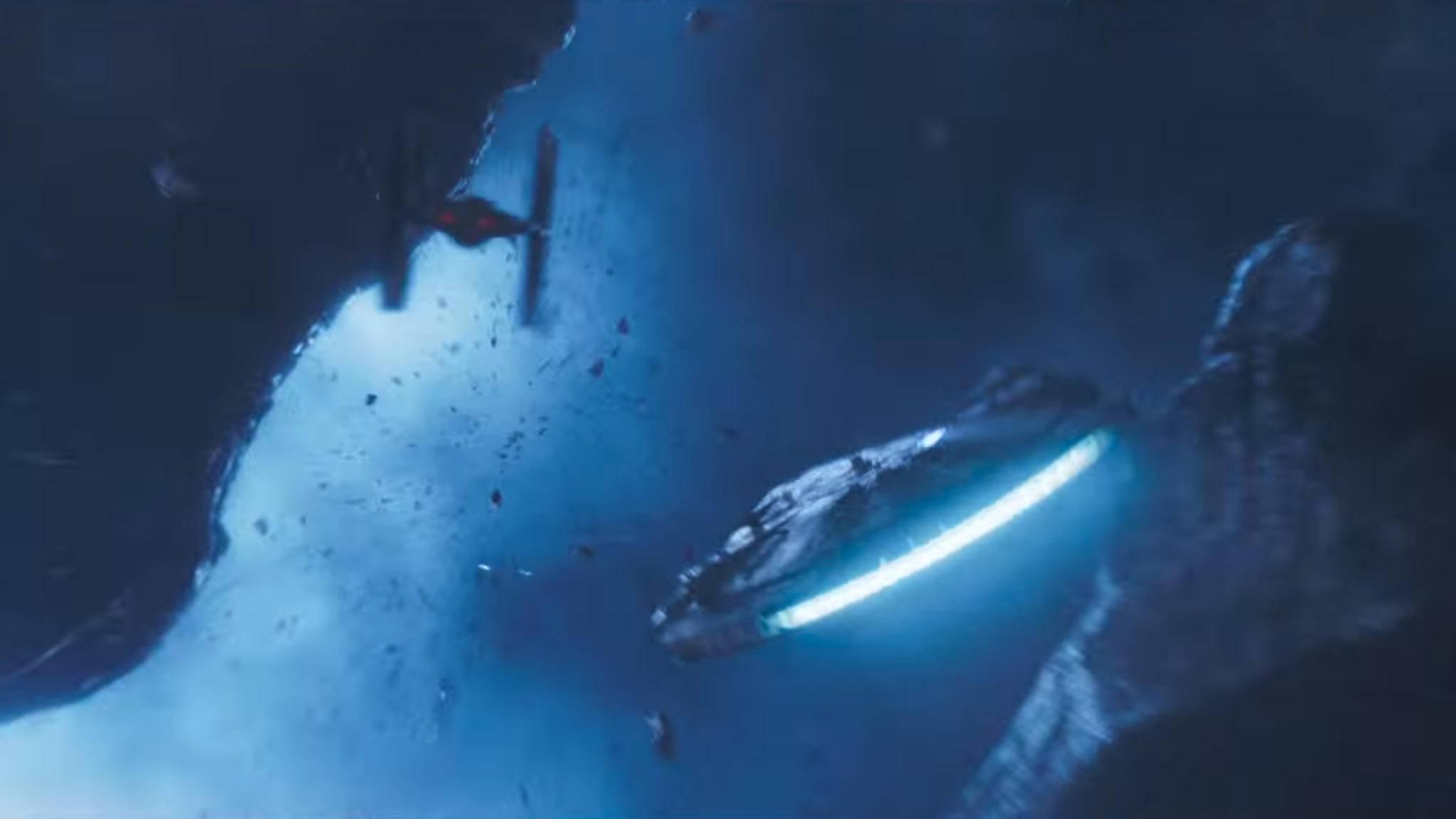 """Wir haben den Trailer zu """"Solo: A Star Wars Story"""" auseinander genommen."""