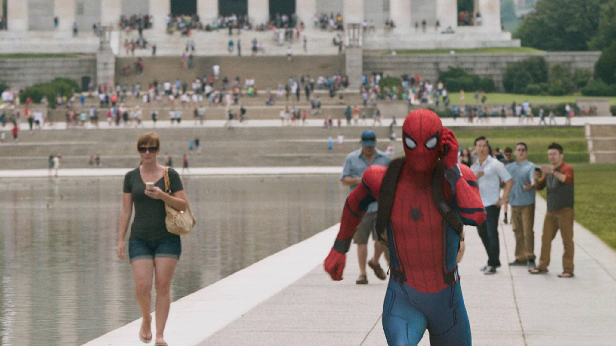 """Beeilung, die Dreharbeiten zu """"Spider-Man: Far From Home"""" laufen schon wieder!"""